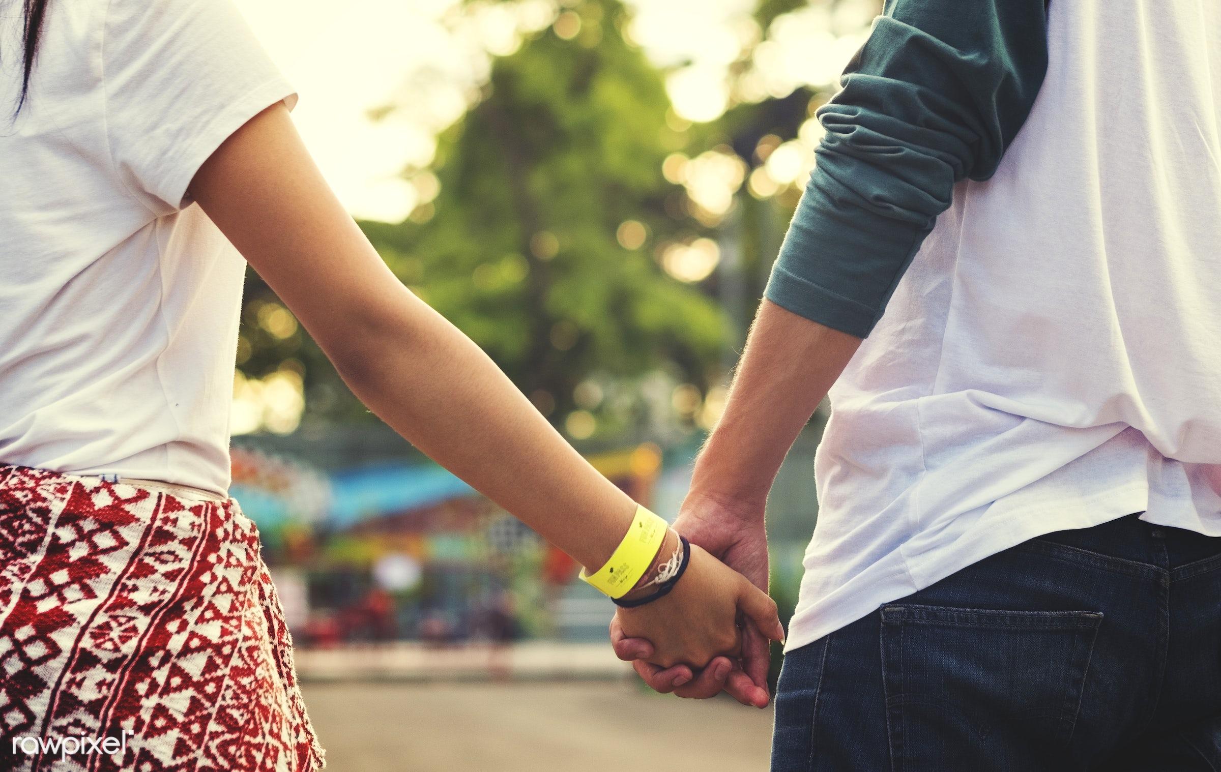 activity, amusement park, bonding, boyfriend, carnival, carnival ride, casual, cheerful, enjoyment, festival, friends,...