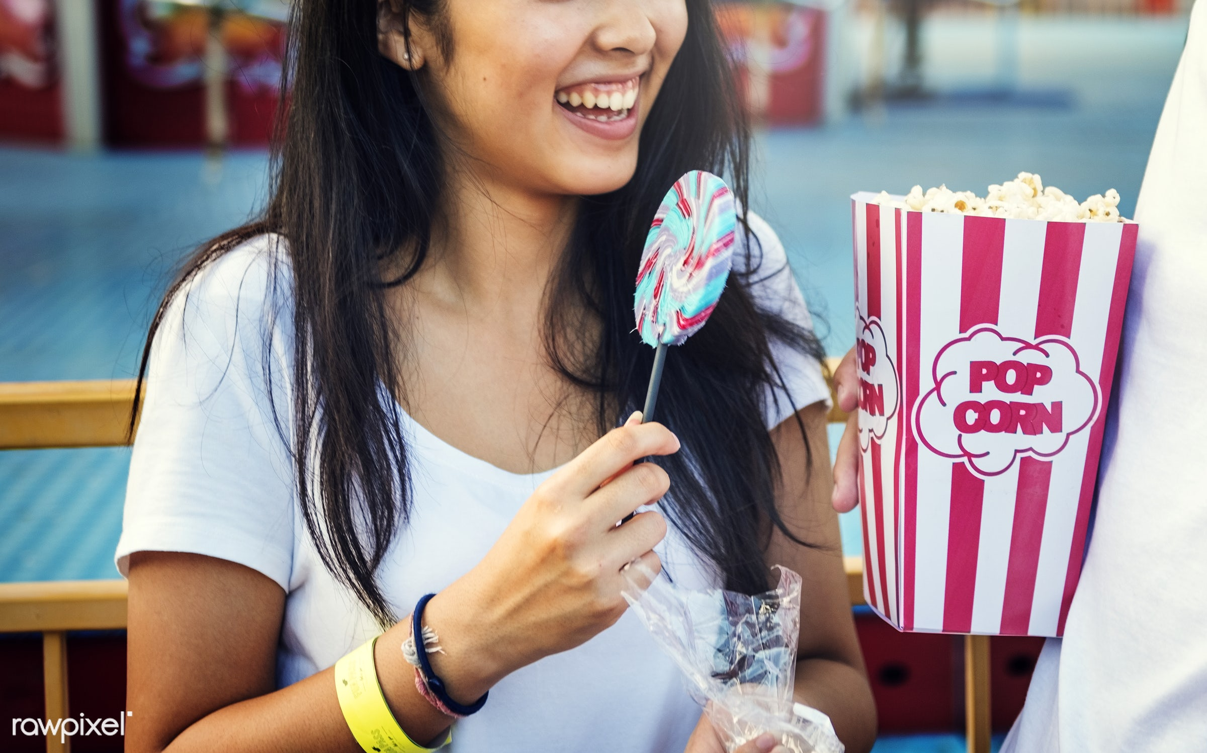 adorable, affectionate, amusement, amusement park, asian, beautiful, black hair, boyfriend, bright, candid, care, carnival,...