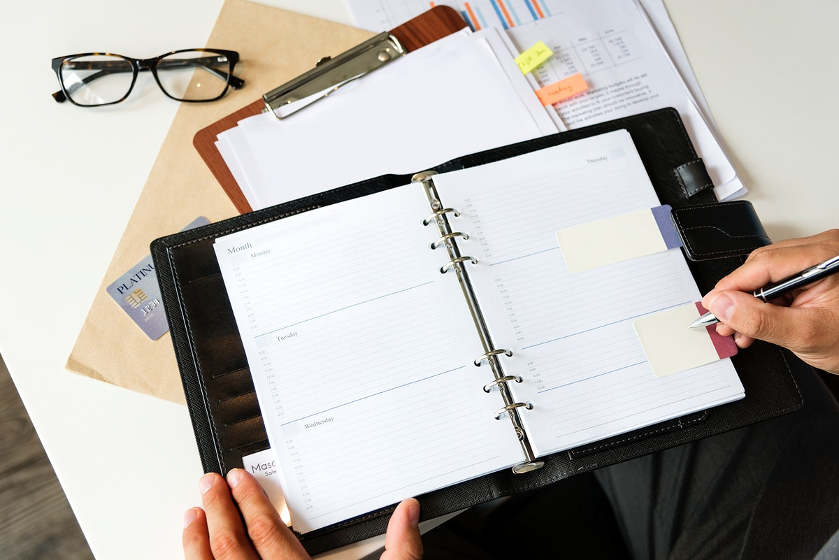 Layerspace Open Planner Organizer Concept