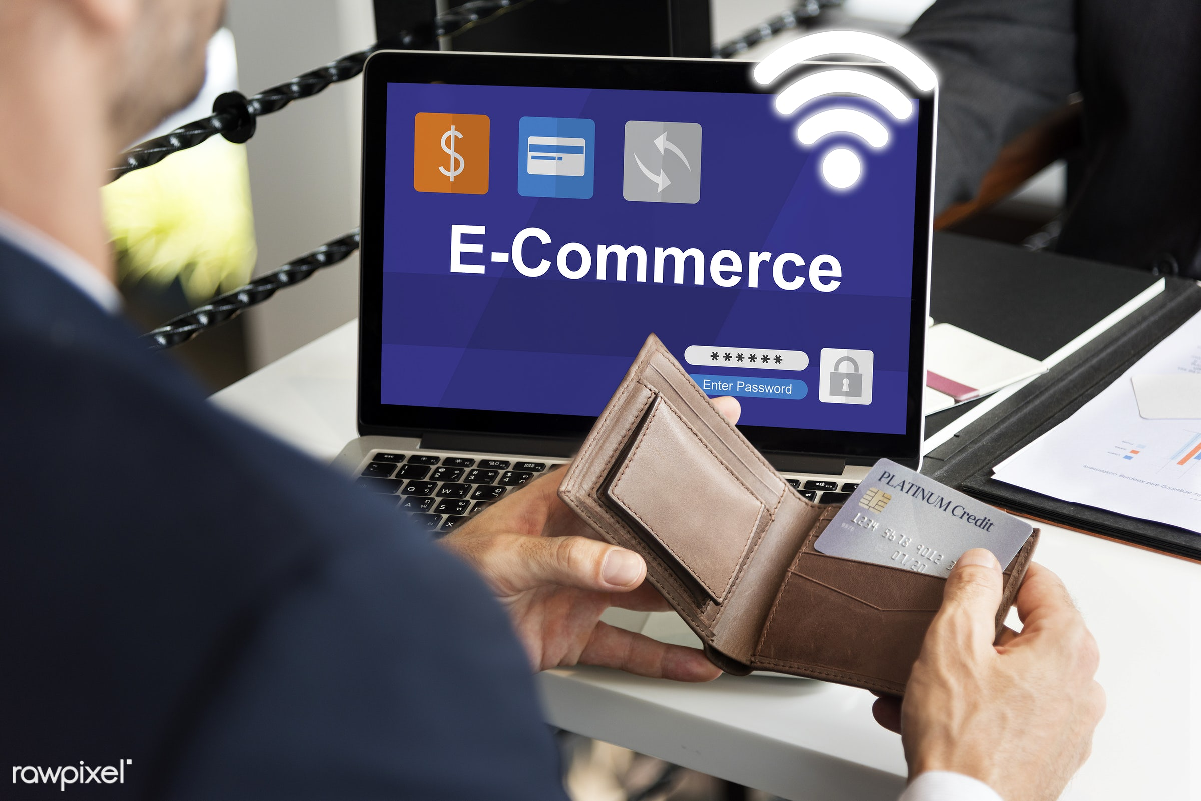 security, account, adult, banking, business, businessman, businessmen, card, computer, credit card, debit card, details,...