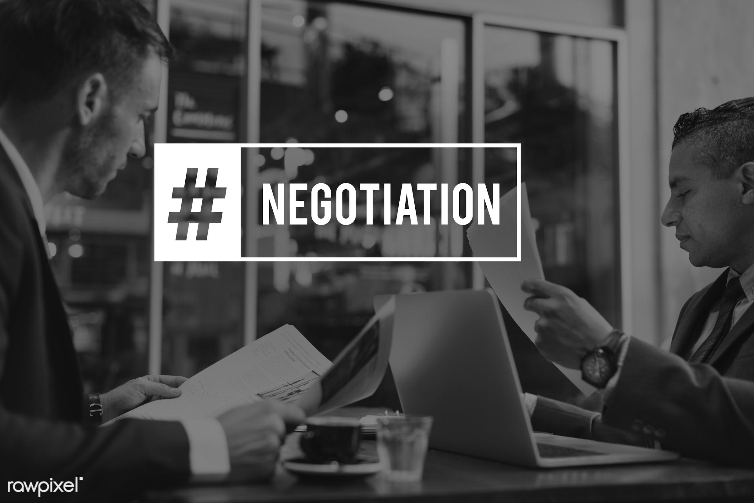 agreement, bargain, break, business, businessman, businessmen, caucasian, coffee, coffee break, collaboration, connection,...