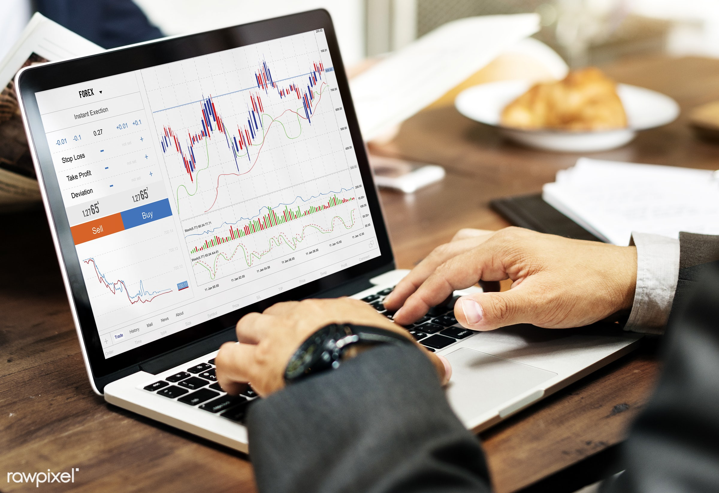 trade, forex, finance, analyse, analysis, browse, business, businessman, cafe, chart, corporate, currency, device, digital...