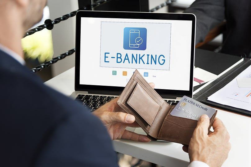 E-Banking App Approved Chart Data Analysis