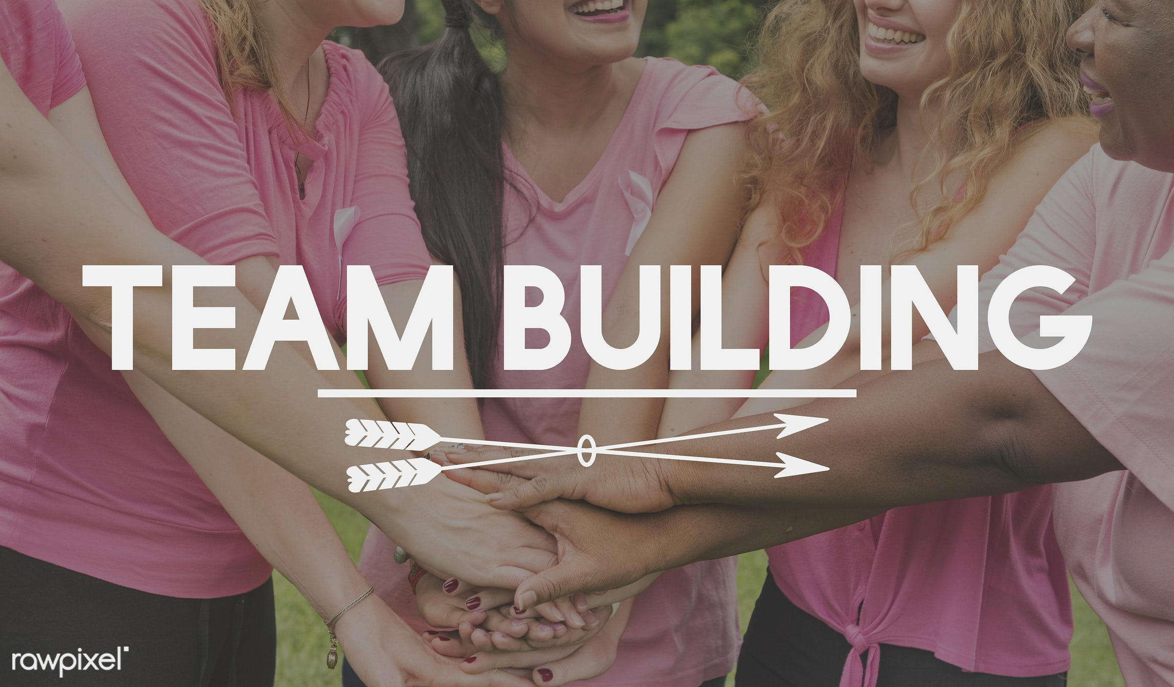 adult, african american, brand, breast, breast cancer, building, can, cancer, caucasian, cheerful, diversity, female, fight...