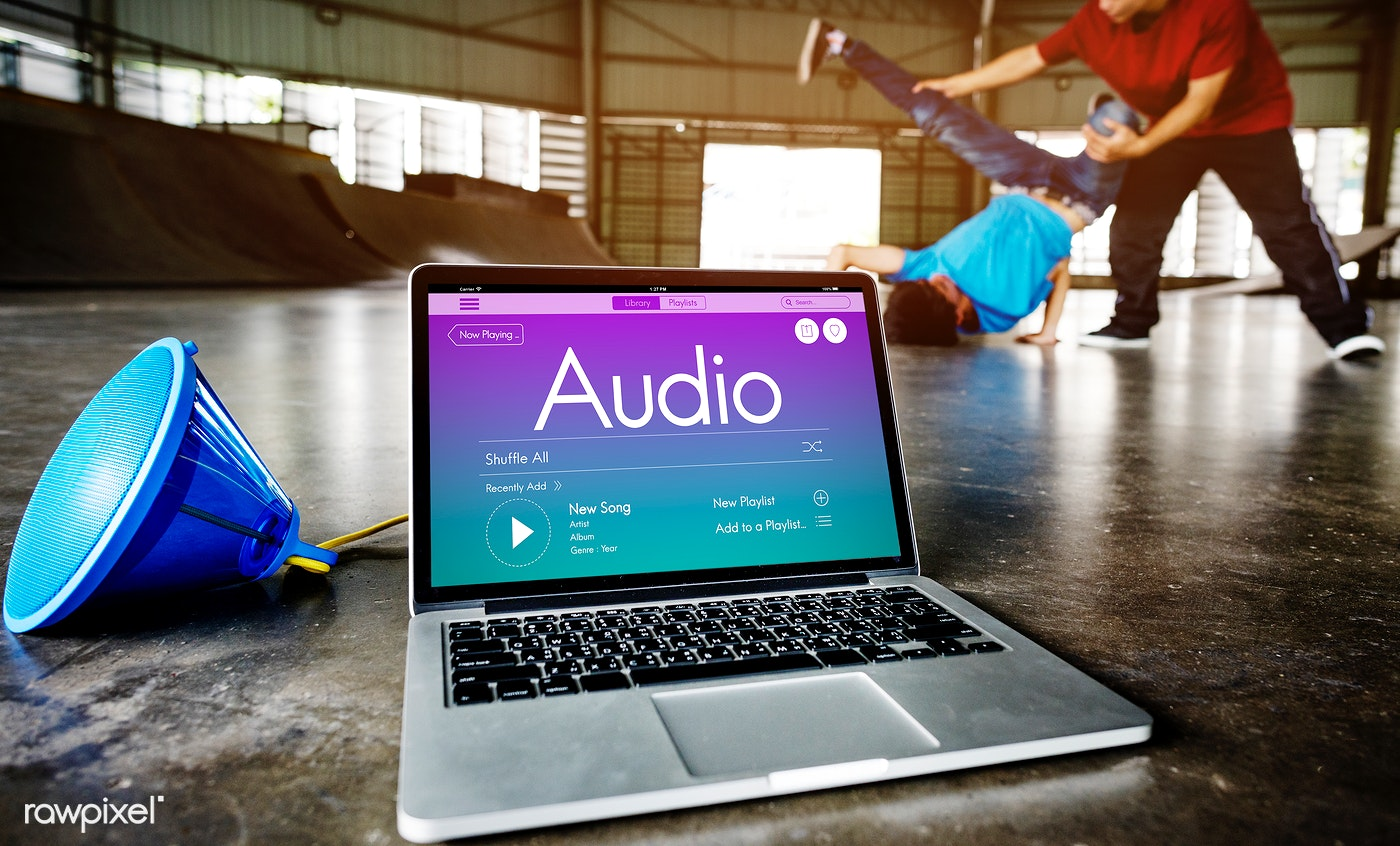 Download premium image about application, audio and breakdance 304985
