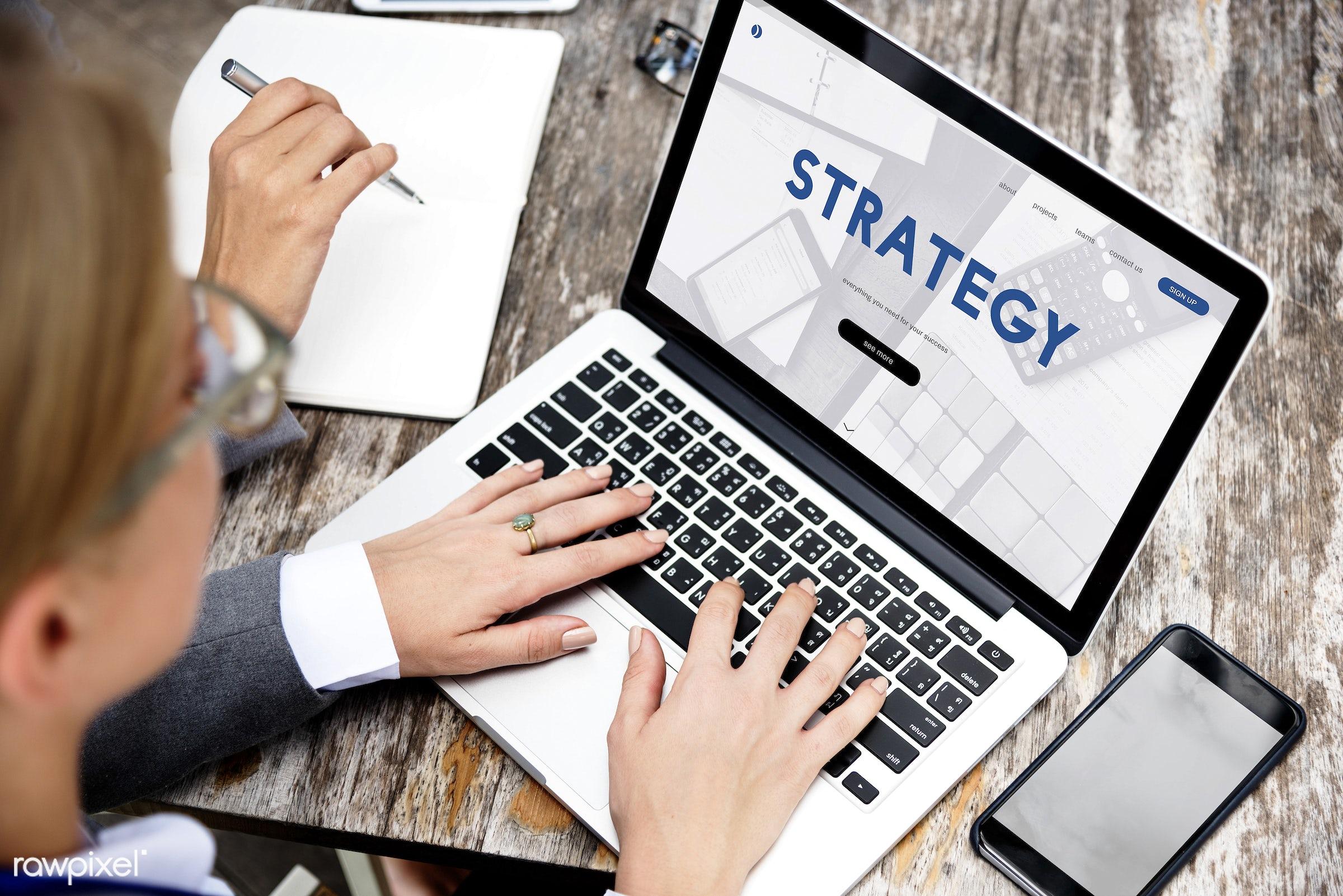 business, businesswoman, businesswomen, development, devices, digital, digital device, guidelines, homepage, laptop, mission...