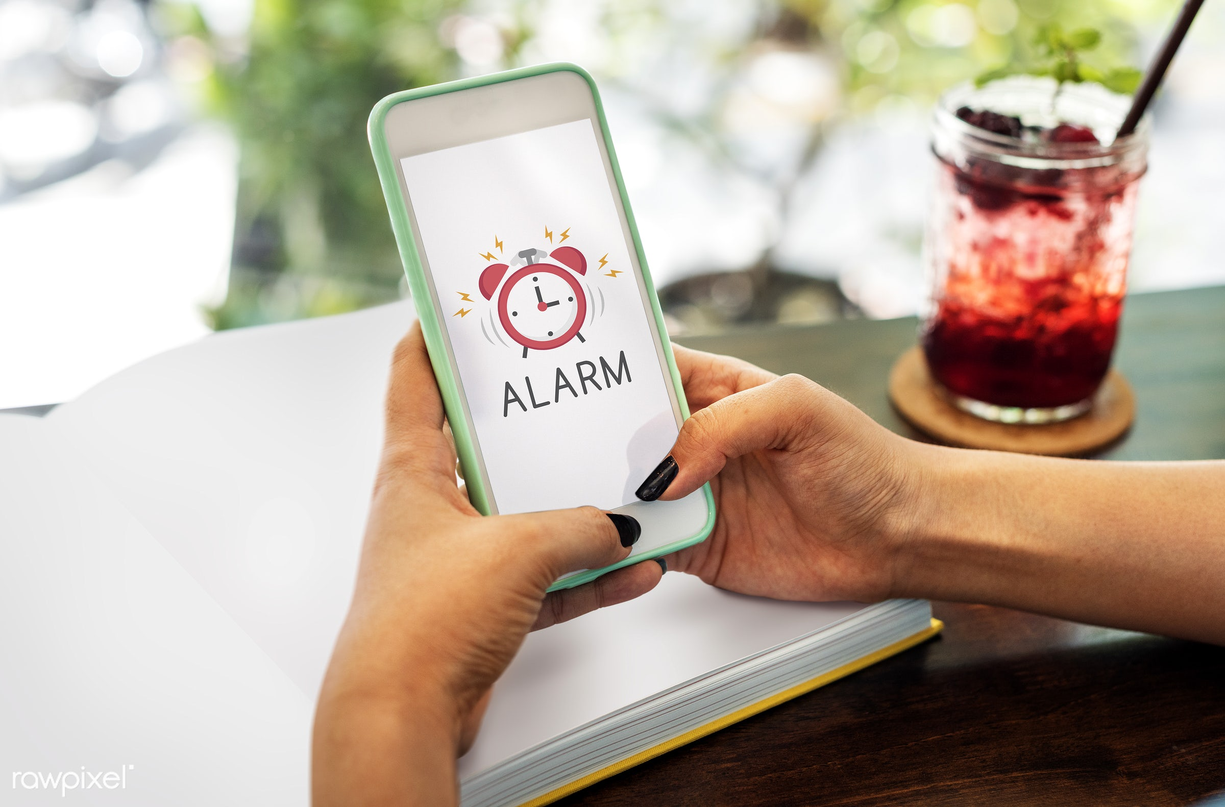 alarm, alert, appointment, attention, beware, break, browsing, cafe, casual, caution, cellphone, chat, clock, computer,...
