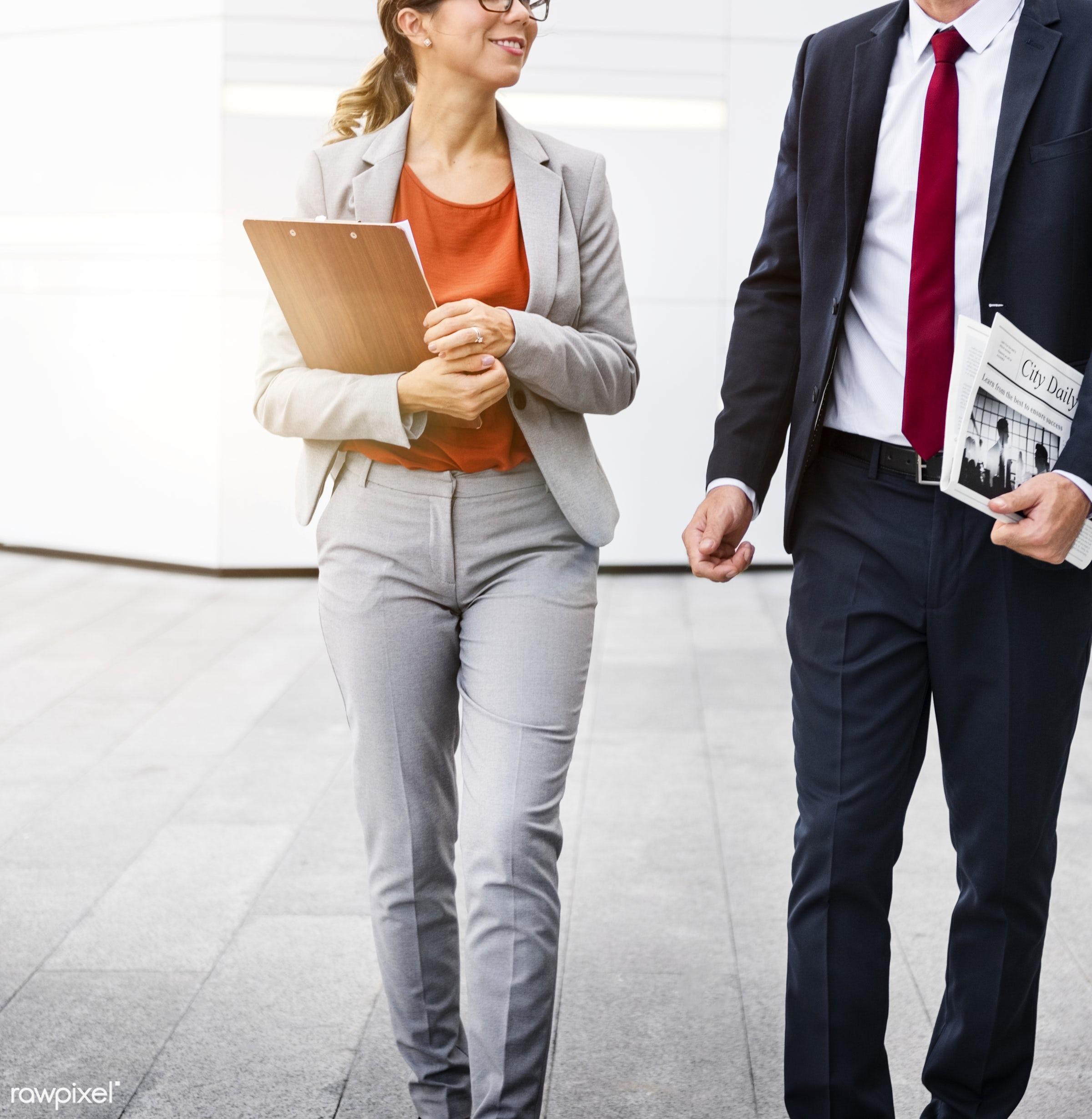 business, business people, businessman, businesswoman, city, city life, clipboard, colleague, communication, community,...