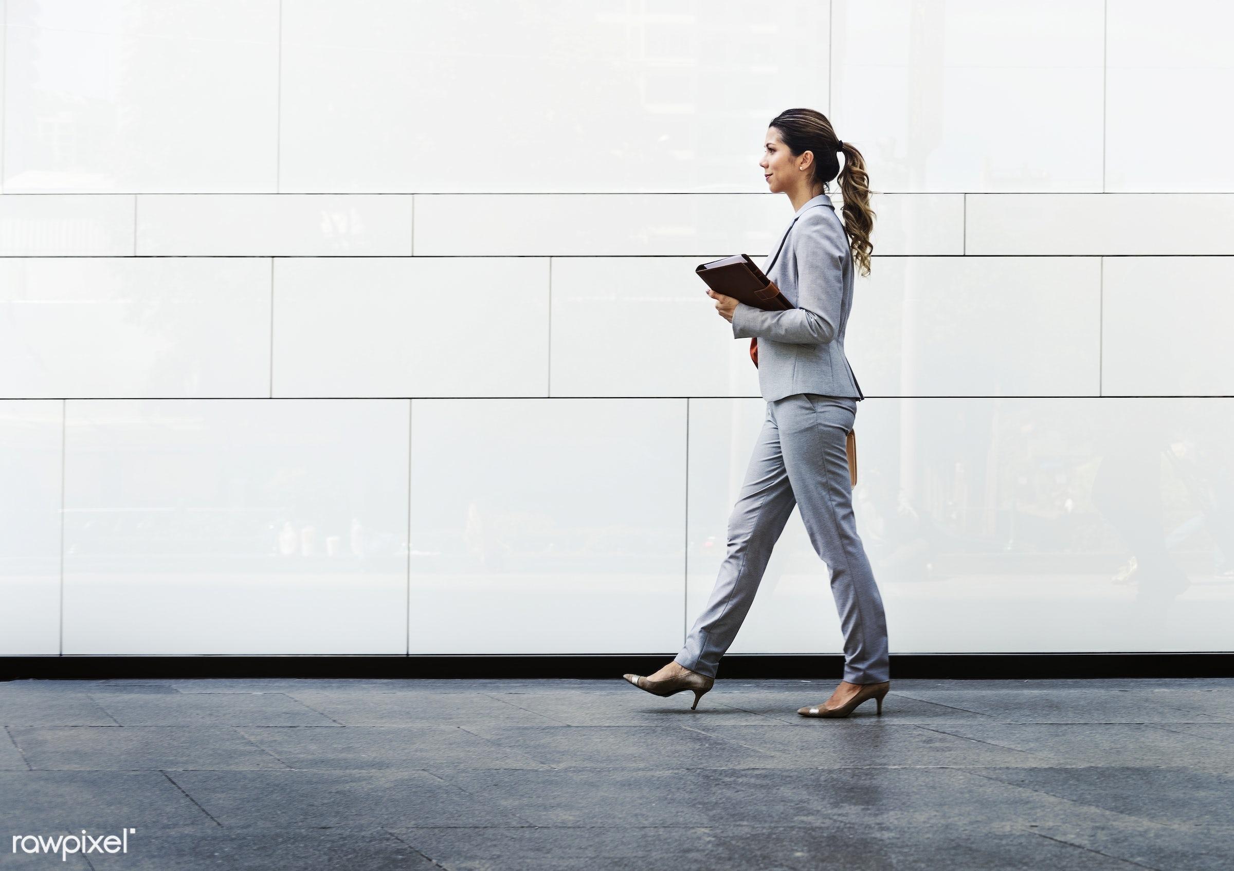 Businessman Businesswoman Colleagues Office Concept - businessman, partner, building, business, business people,...