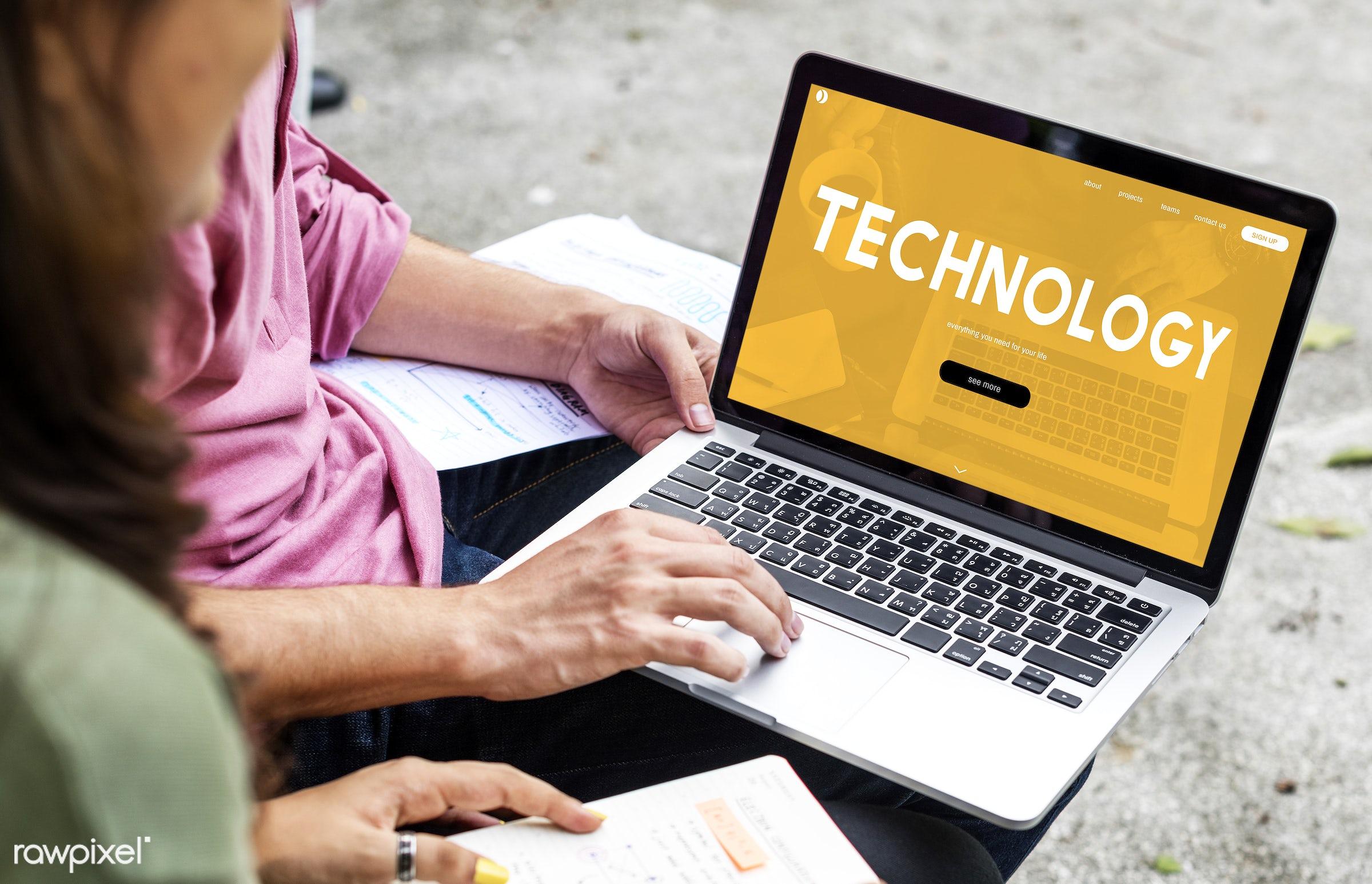 asian, blog, browsing, caucasian, chat, communication, community, connection, content, devices, digital, diversity, element...