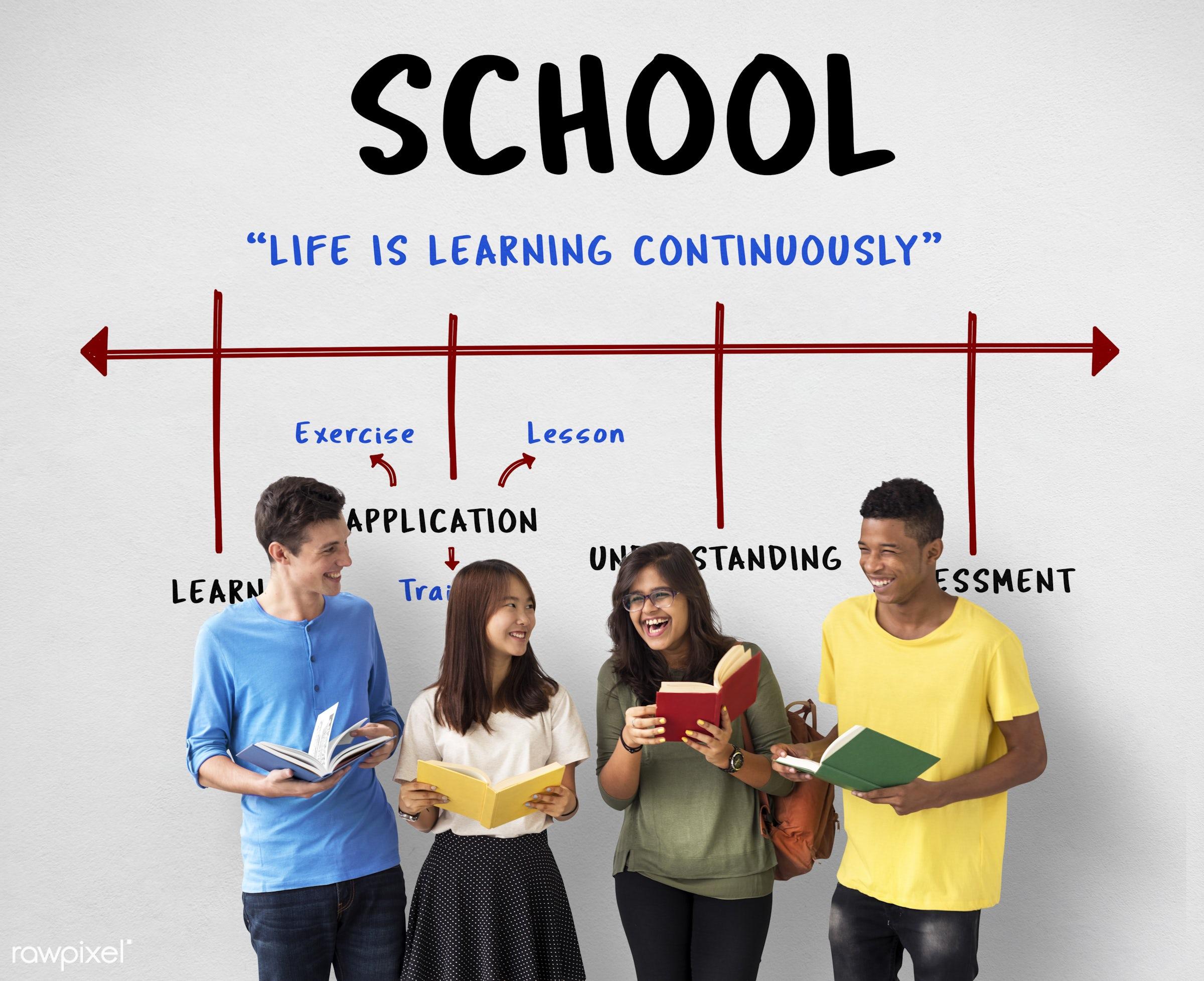 academy, african descent, application, arrow, asian, assessment, book, caucasian, certification, curriculum, degree, diploma...