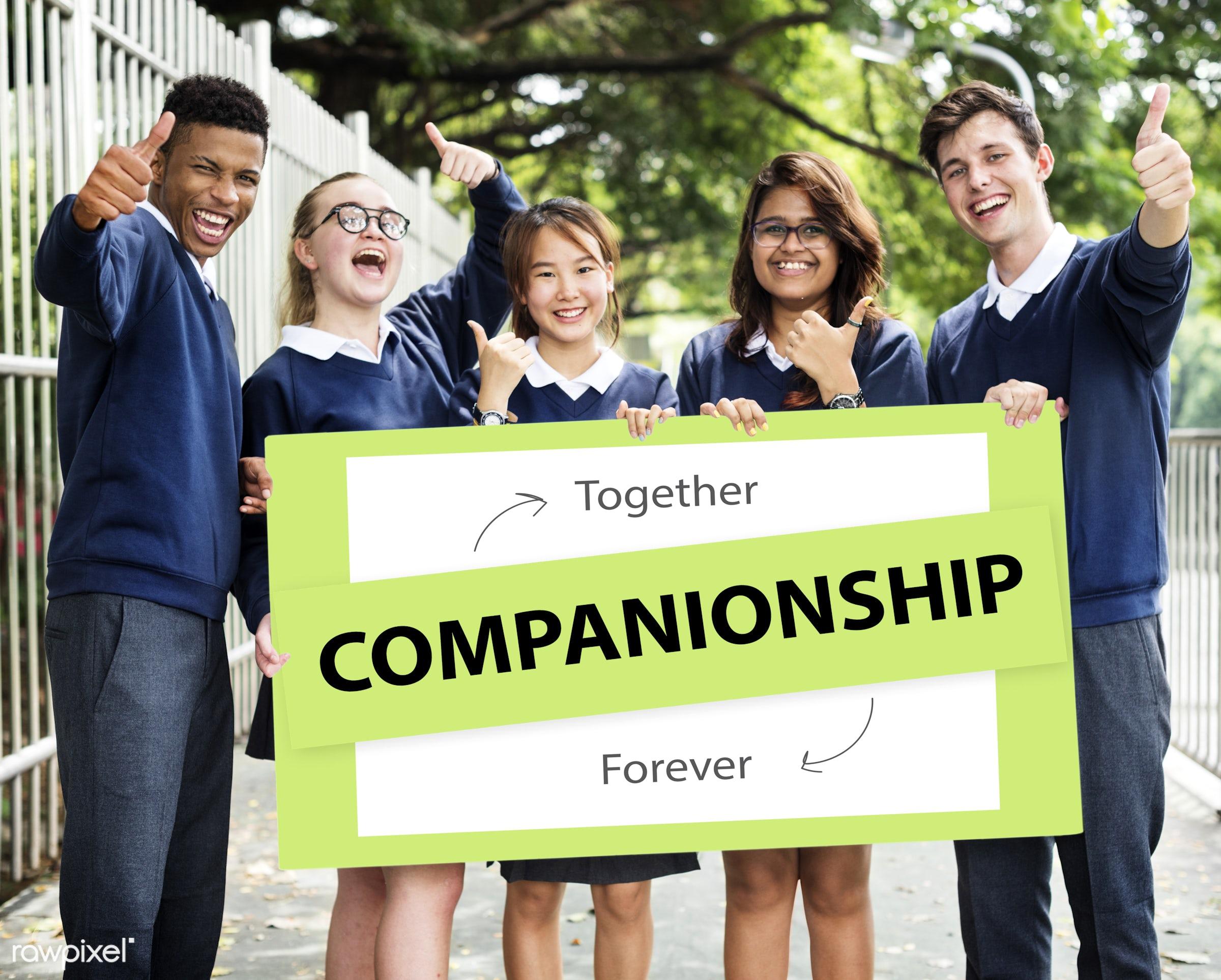 african descent, asian, best, care, caucasian, community, companionship, cooperation, diversity, enjoyment, fellowship,...