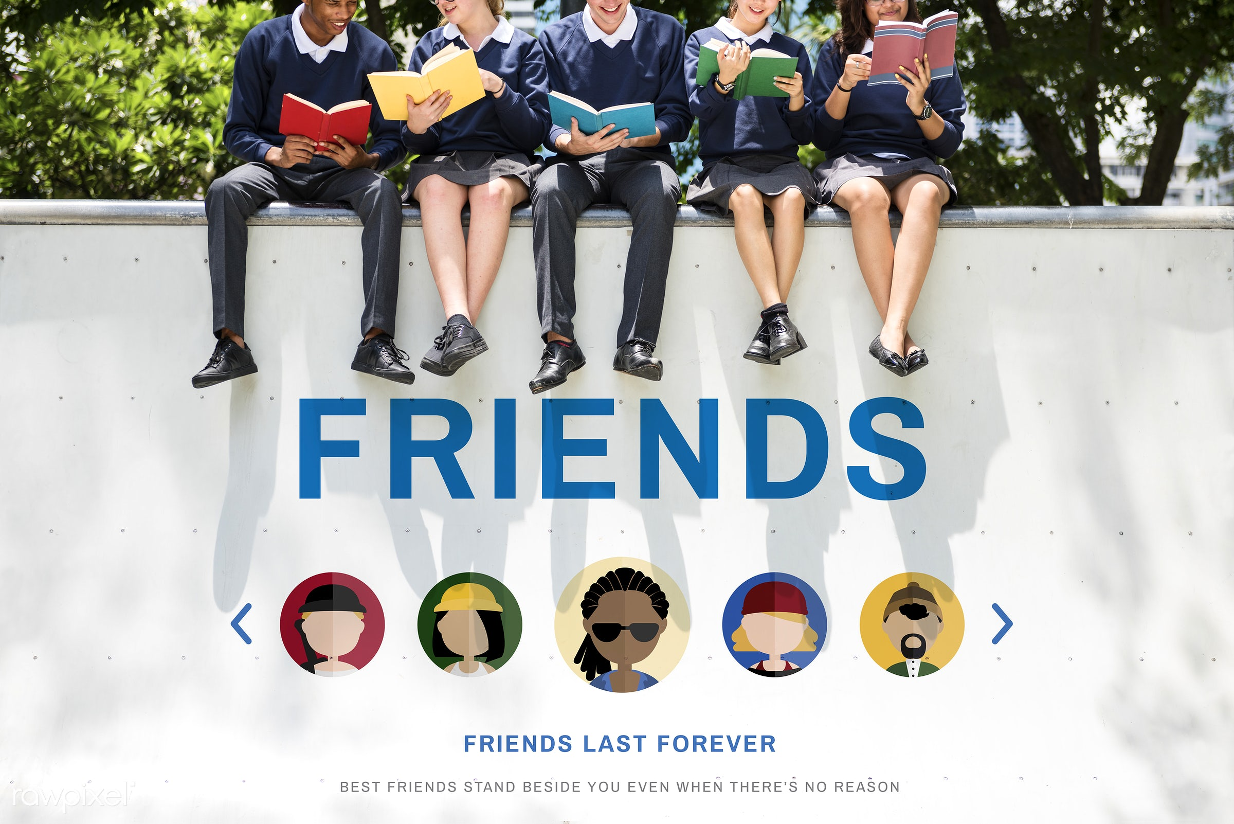 best, books, care, class, college, communication, community, connection, different, diversity, forever, friends, friendship...