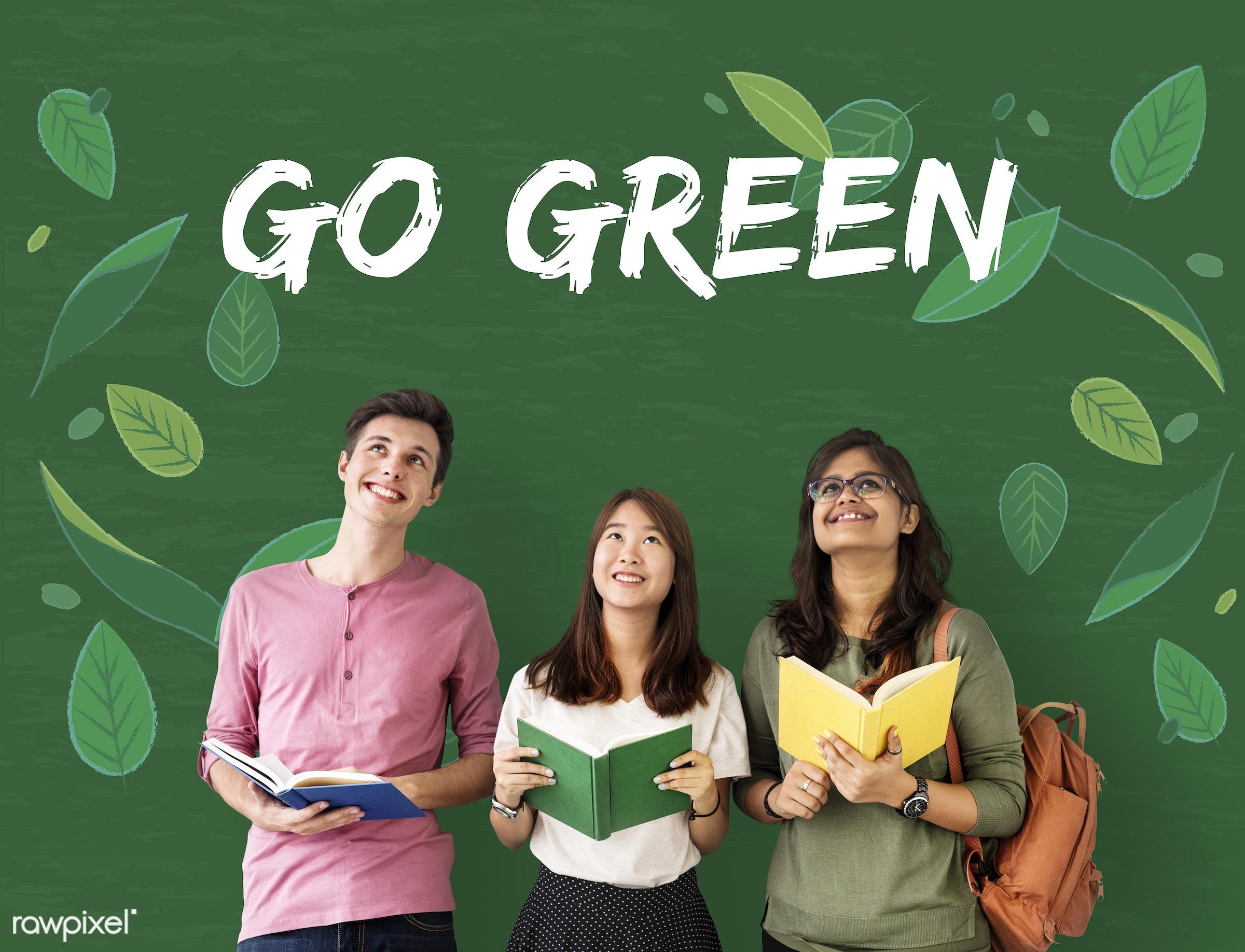 caucasian, african descent, asian, book, clean, conservation, design, diversity, earth, eco, ecological, enjoyment,...