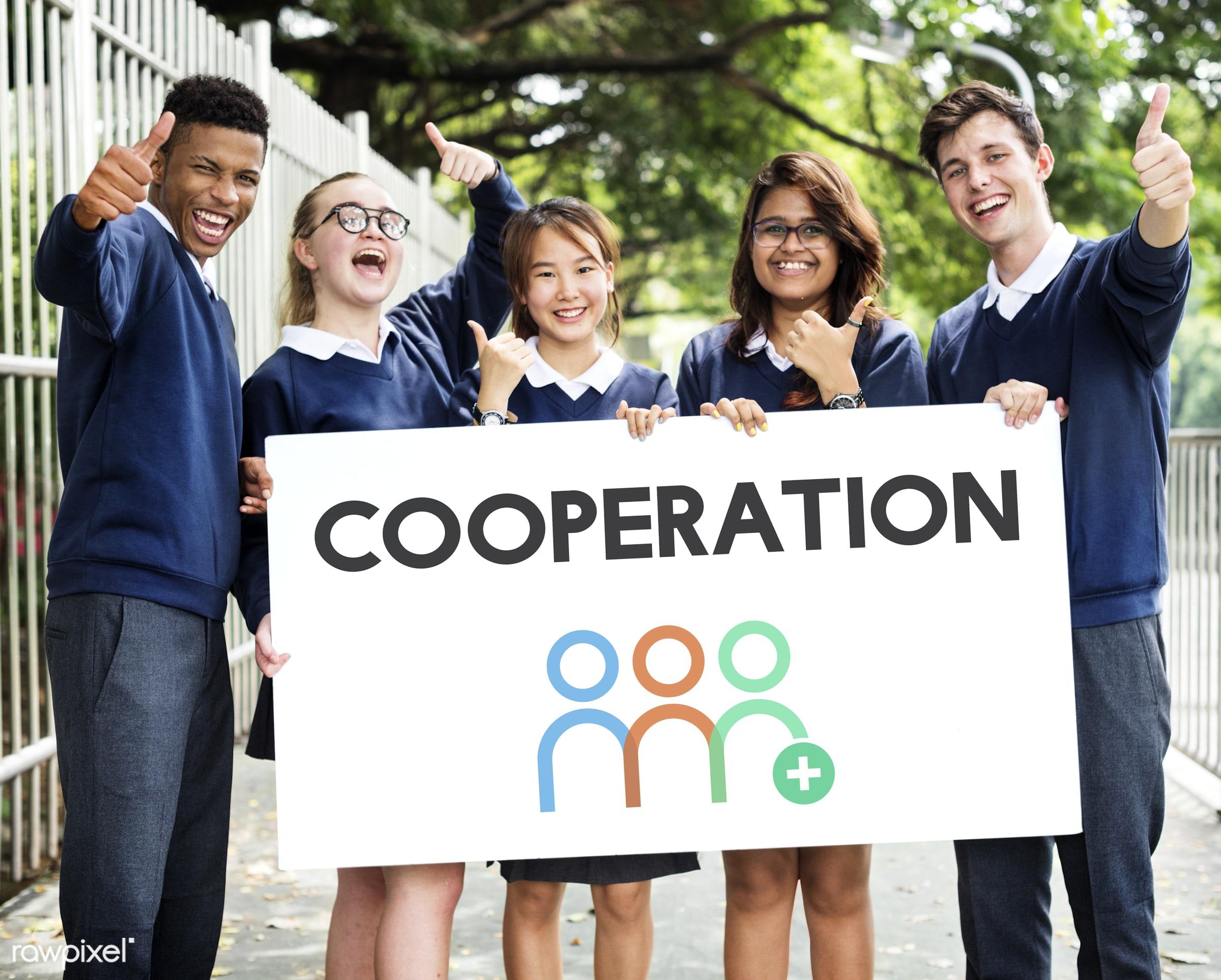 african descent, asian, association, caucasian, collaboration, community, company, cooperation, coordinate, corporate,...