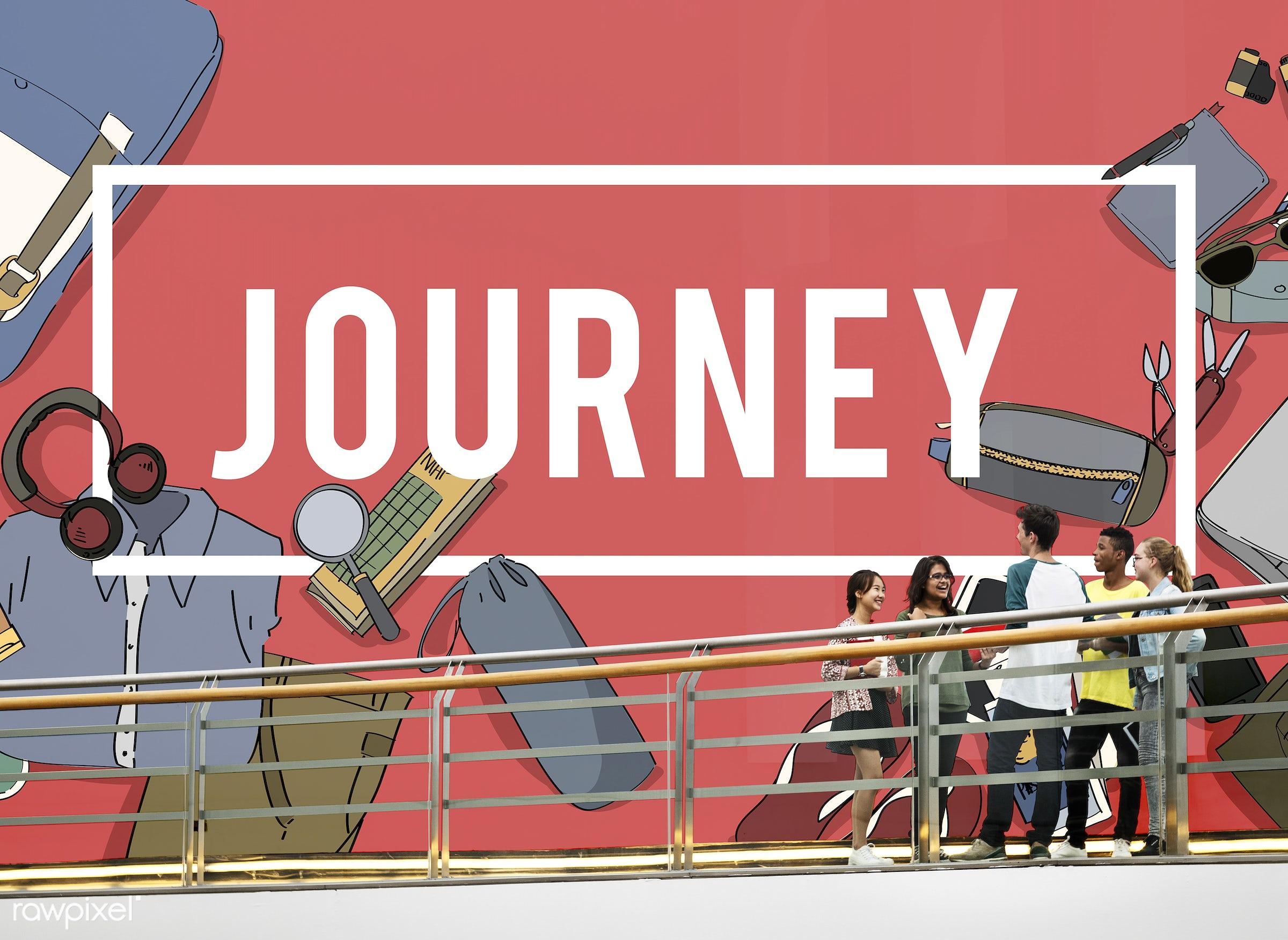 adventure, balance, book, books, boy, break, bridge, carrying, destination, directions, enjoyment, exploration, friends,...