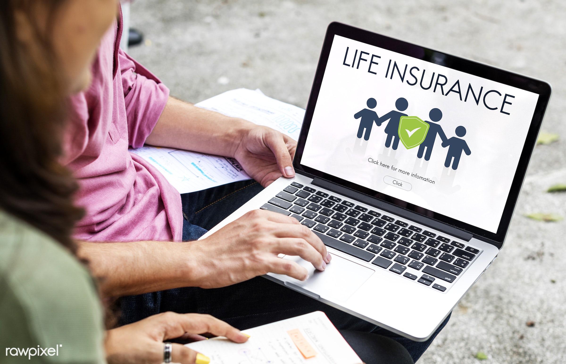 insurance, accident, asian, benefit, benefits, browsing, budget, cash, caucasian, compensation, coverage, devices, diversity...