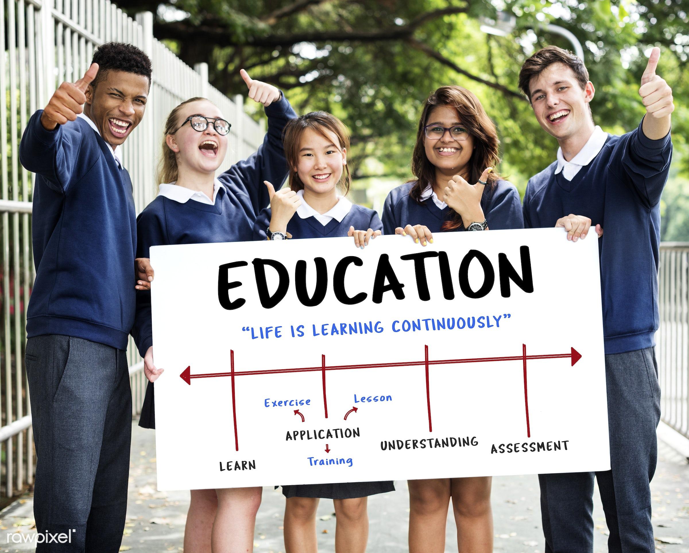 achieve, achievement, african descent, asian, caucasian, college, diversity, educate, education, enjoyment, friends,...