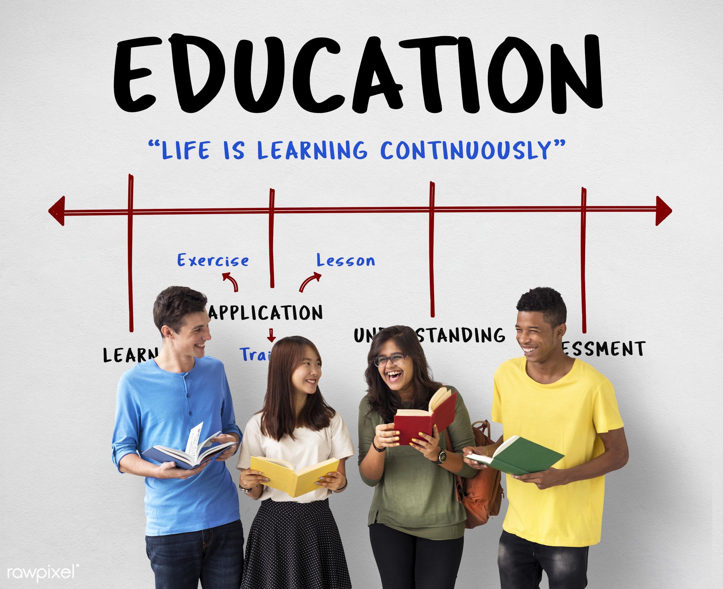 achieve, achievement, african descent, asian, book, caucasian, college, diversity, educate, education, enjoyment, friends,...