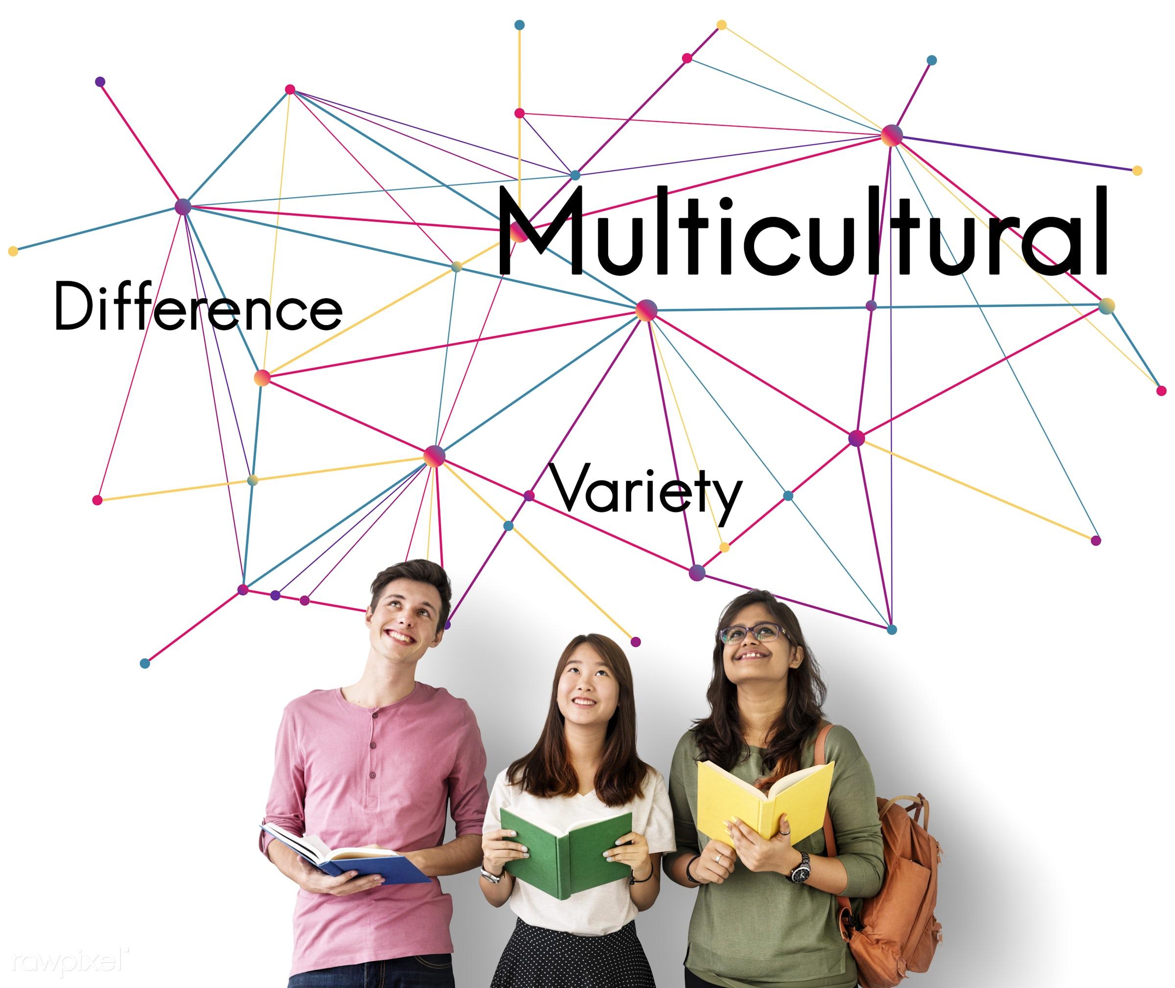 african descent, asian, book, caucasian, communication, community, connected, connection, culture, different, diversity,...