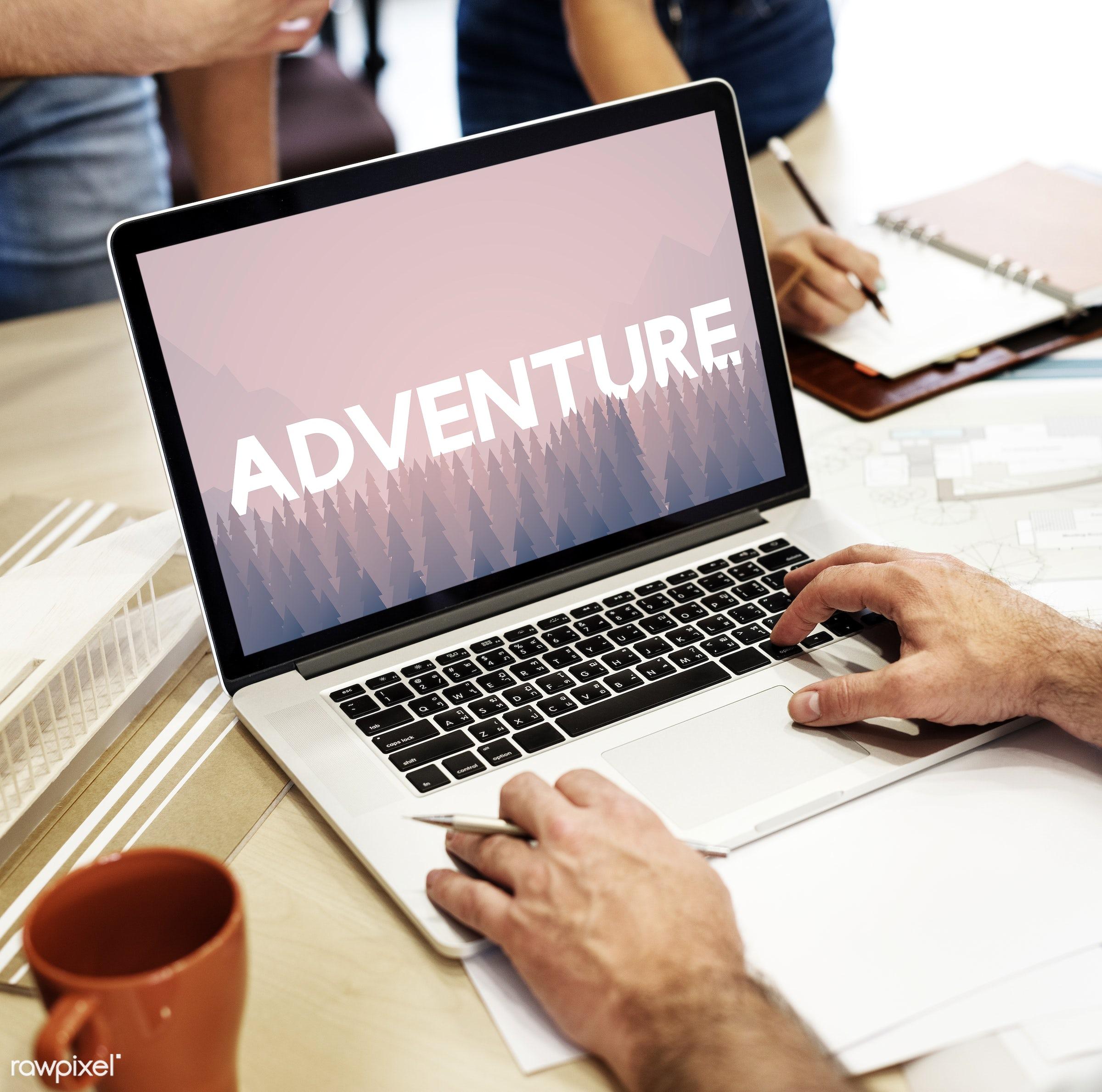 adventure, architect, architecture, art, blueprint, coffee, coffee cup, cup, design, destination, device, digital device,...