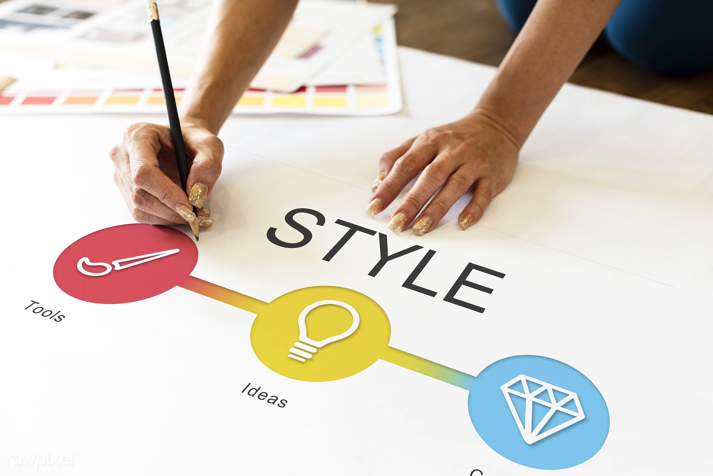 art, composition, configuration, content, creation, creative, creativity, design, develop, diagram, digital, drawing, hands...