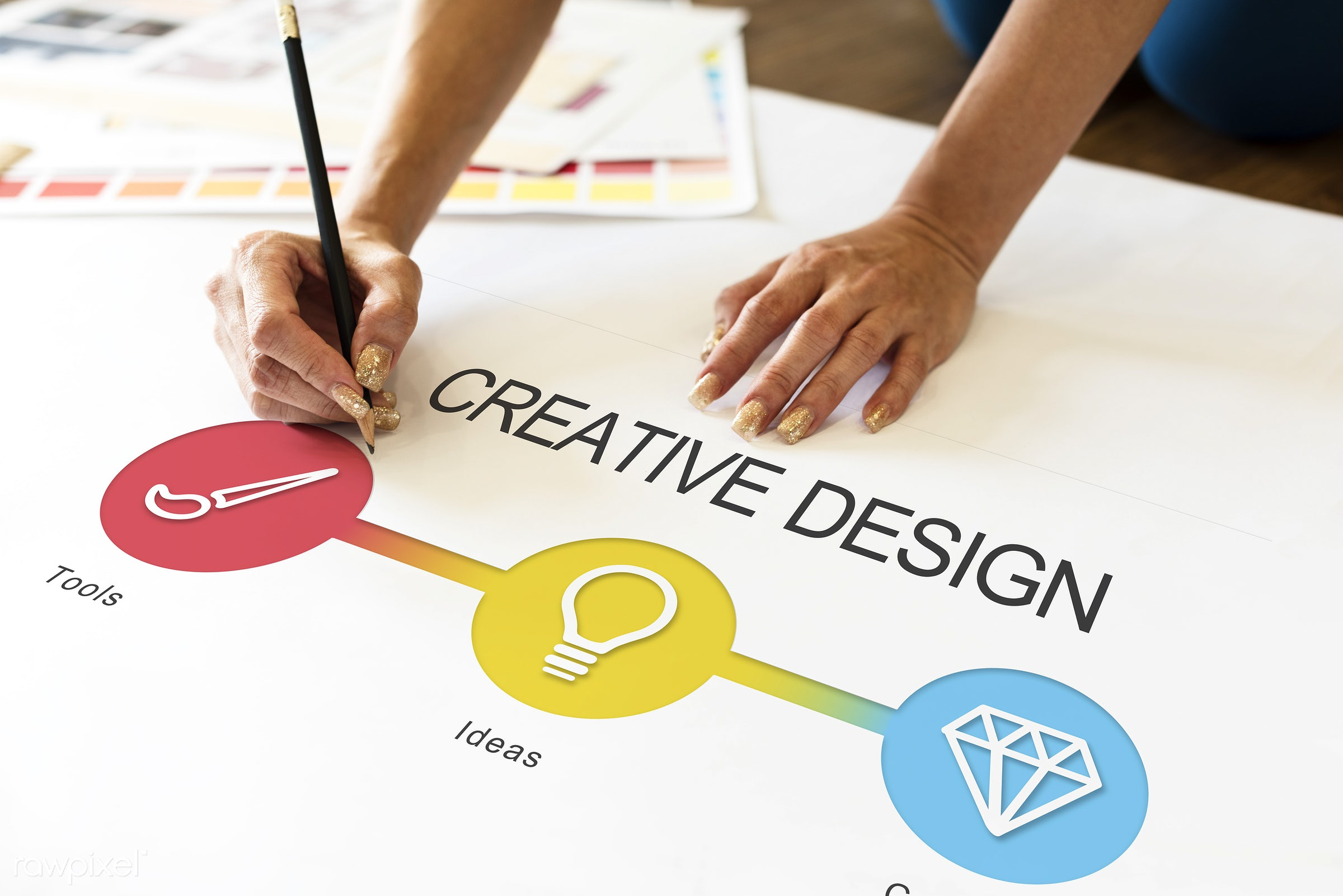 art, content, creation, creative, creativity, design, development, diagram, diamond, digital, drawing, graphic, hands, ideas...