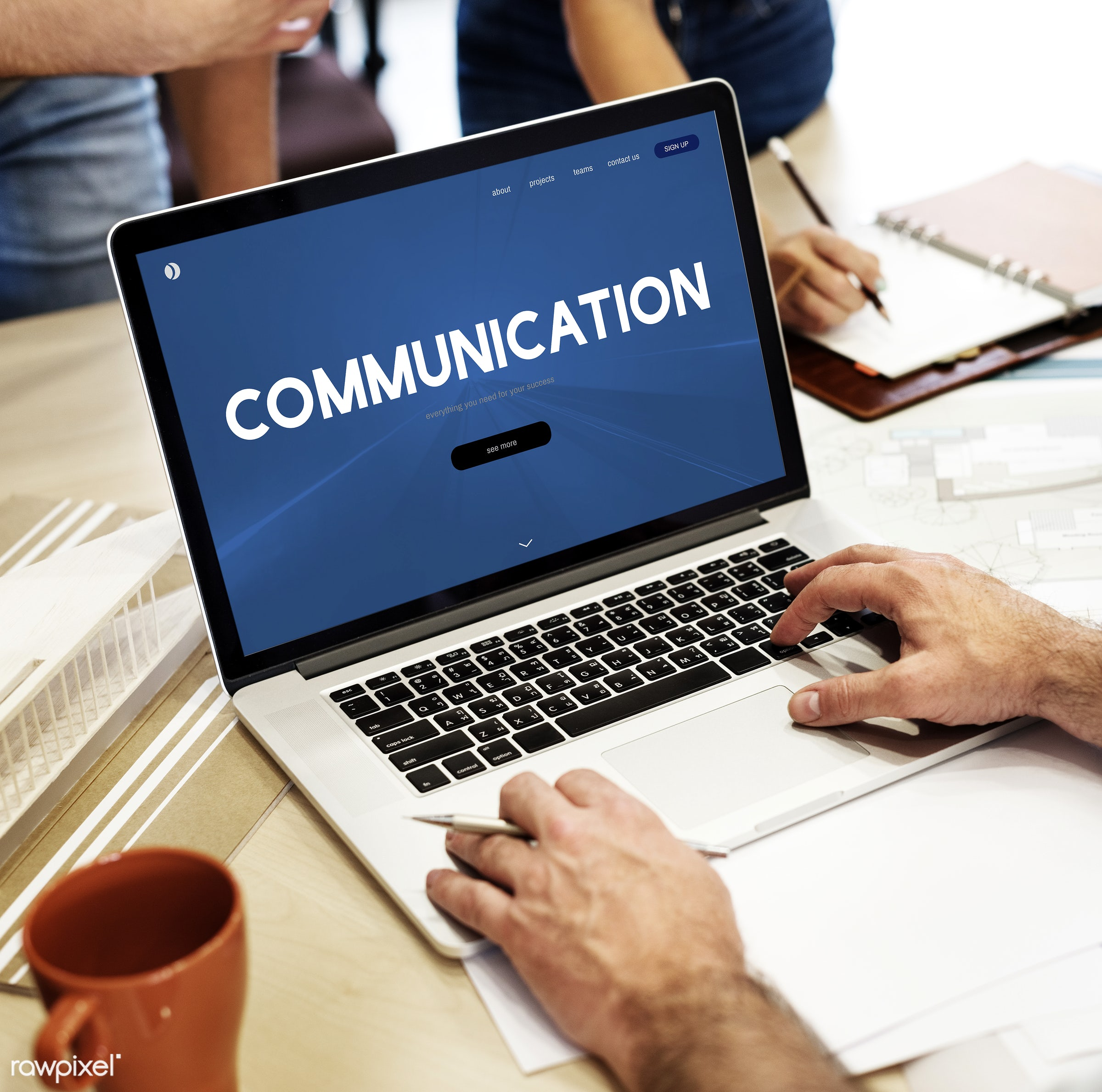 architect, architecture, art, blueprint, coffee, coffee cup, communicate, communication, connect, connection, conversation,...