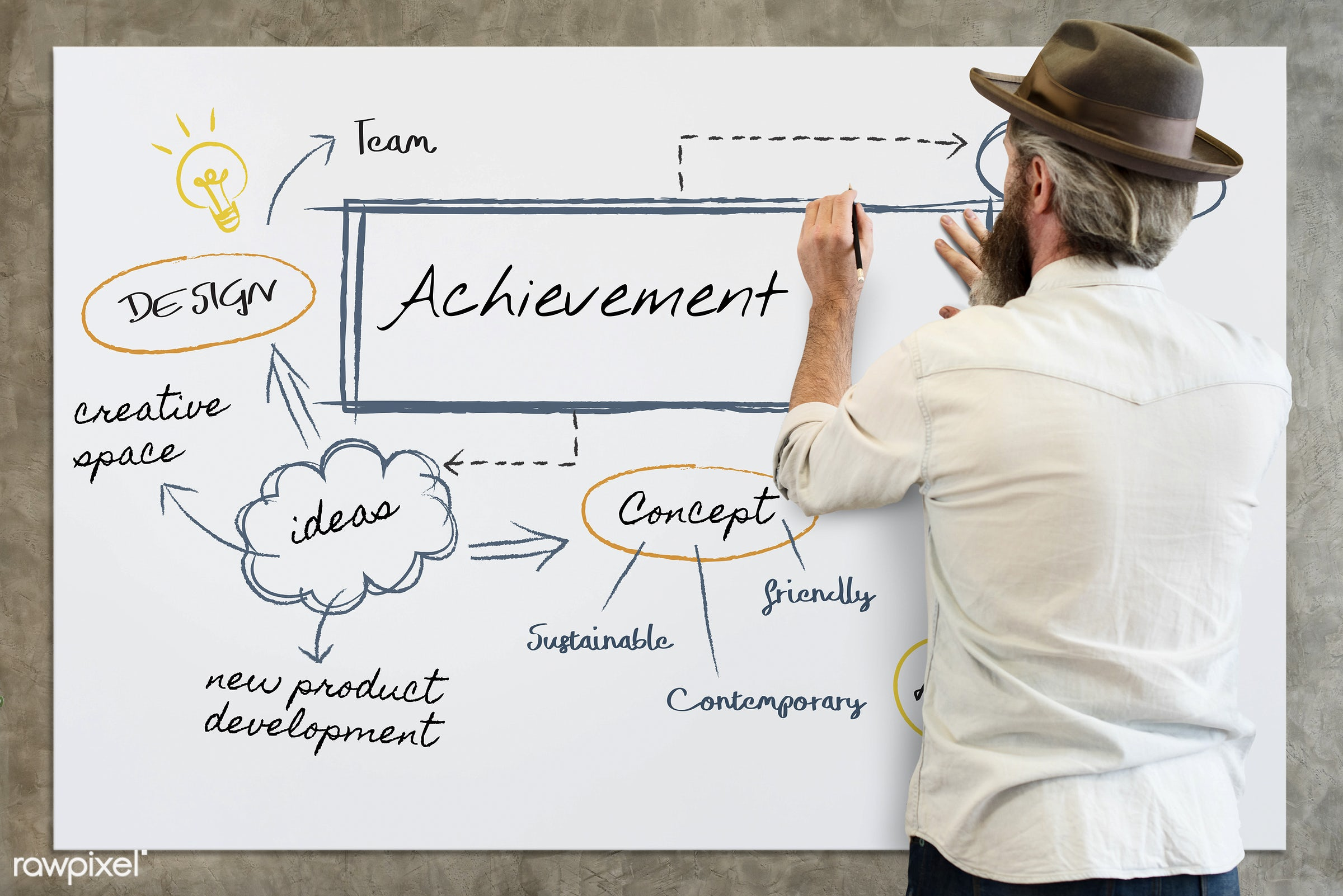 ability, accomplishment, achieve, achievement, adult, alone, back, be creative, beard, beard guy, board, carefree, casual,...
