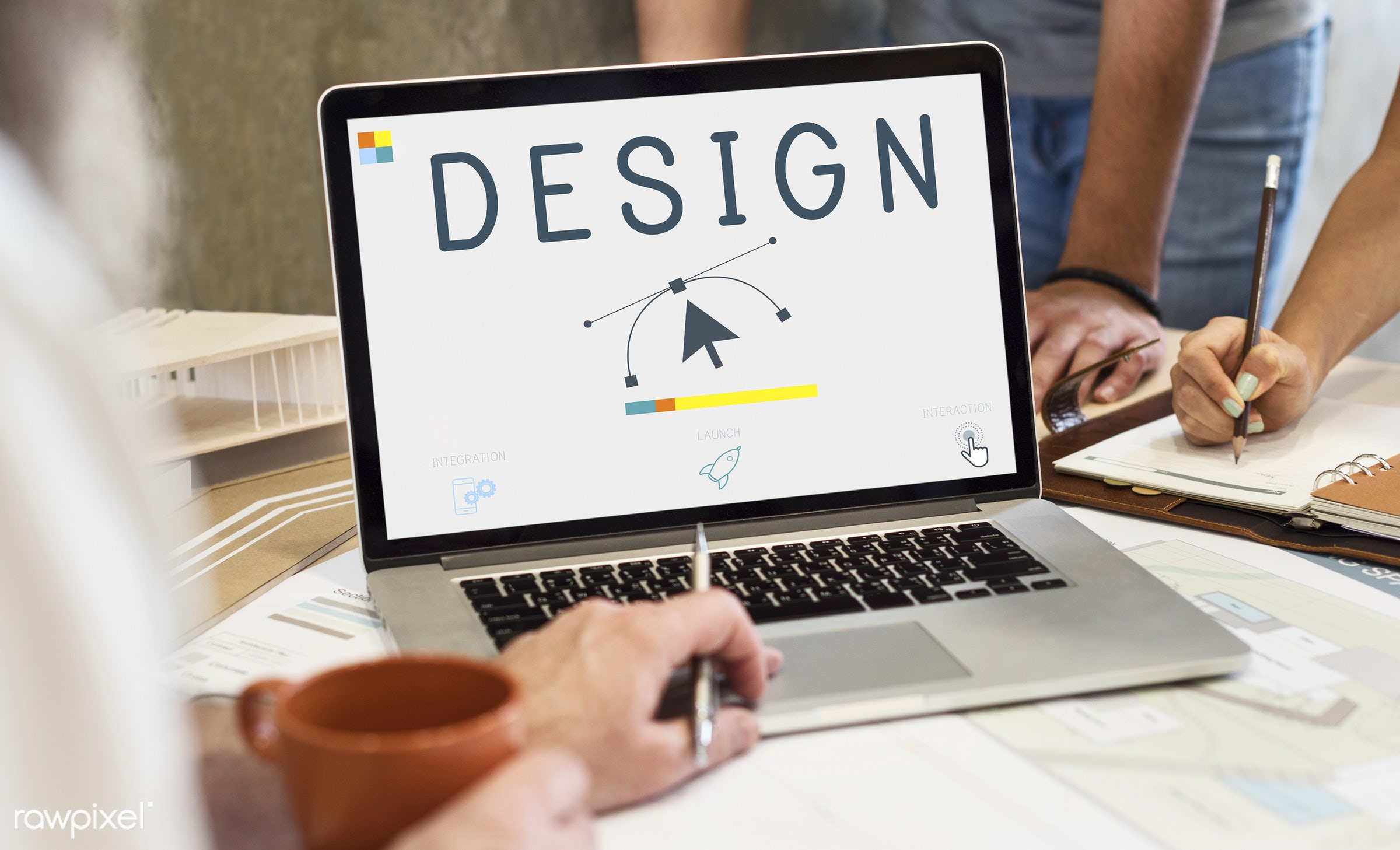 responsive, architect, architecture, brainstorming, business, coding, coffee, coffee cup, computer, content, cup, design,...