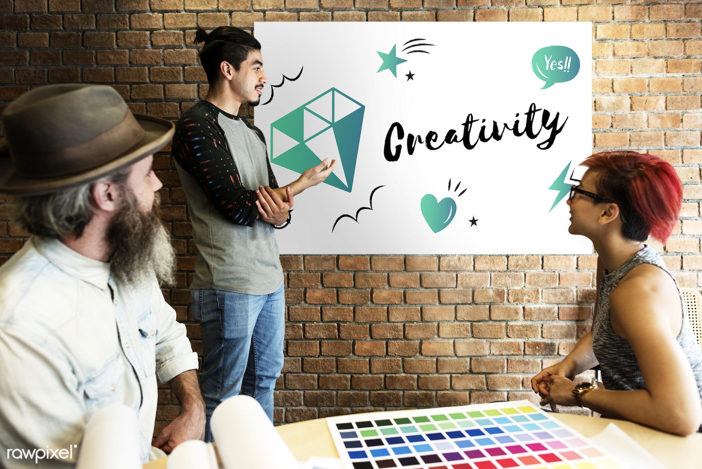 art, be creative, beard, blueprint, board, brick wall, chart, color chart, colors, creative, creativity, design, diamond,...