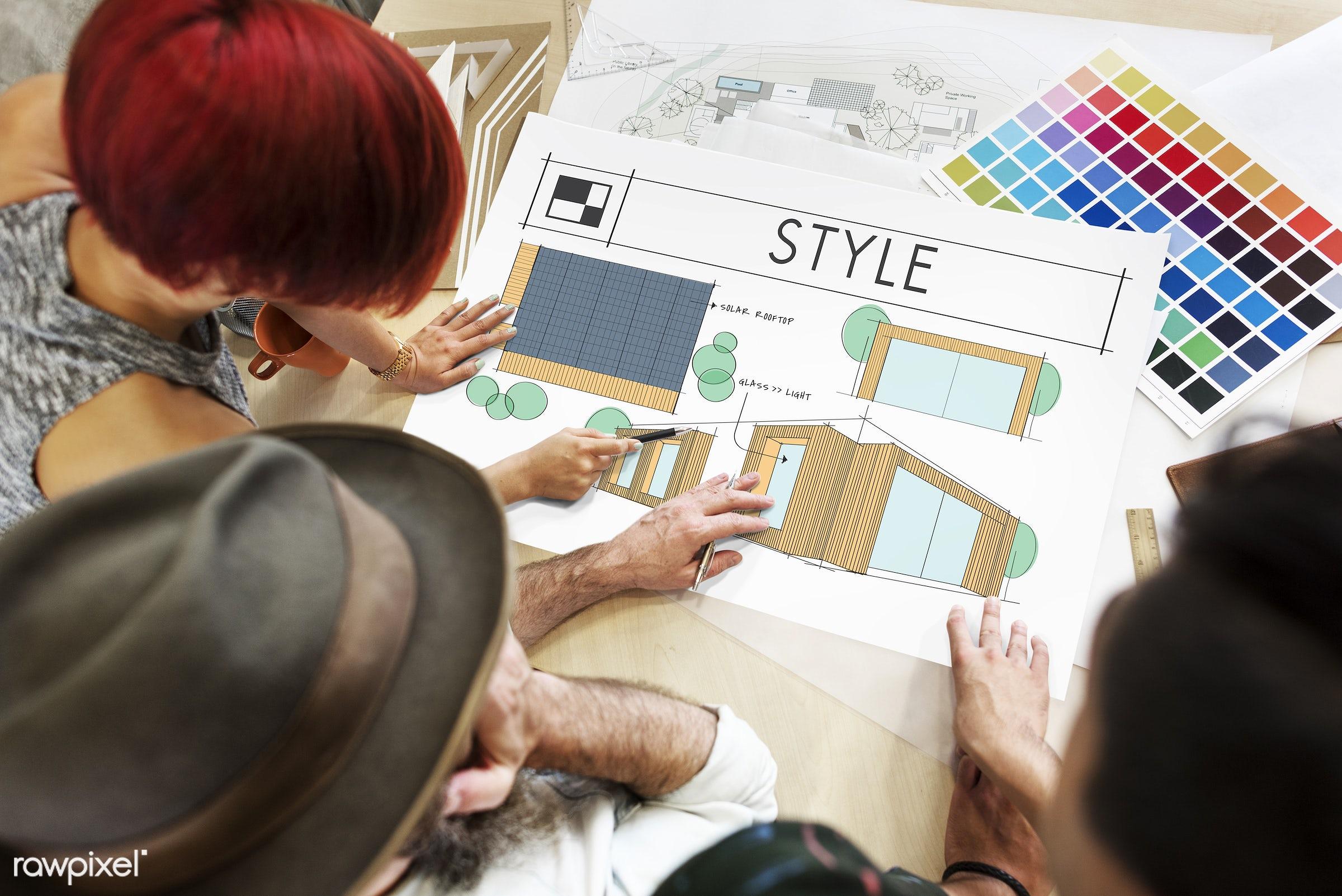 architecture, art, building, color chart, colors, contemporary, creative, decor, decoration, decorative, design, discussion...