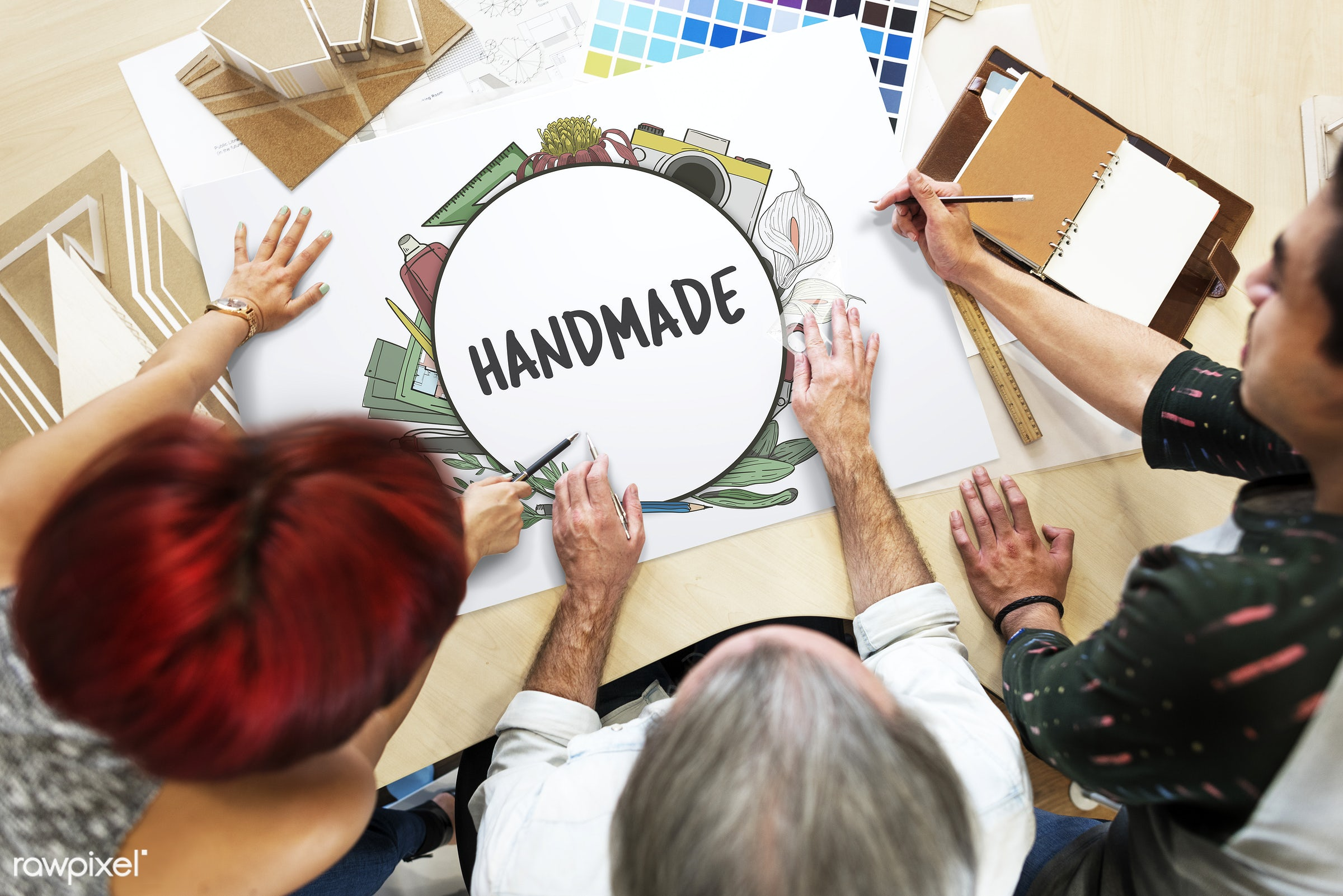 art, artist, color chart, colors, decoration, design, discussion, diy, drawing, female, hand drawn, hand lettering,...