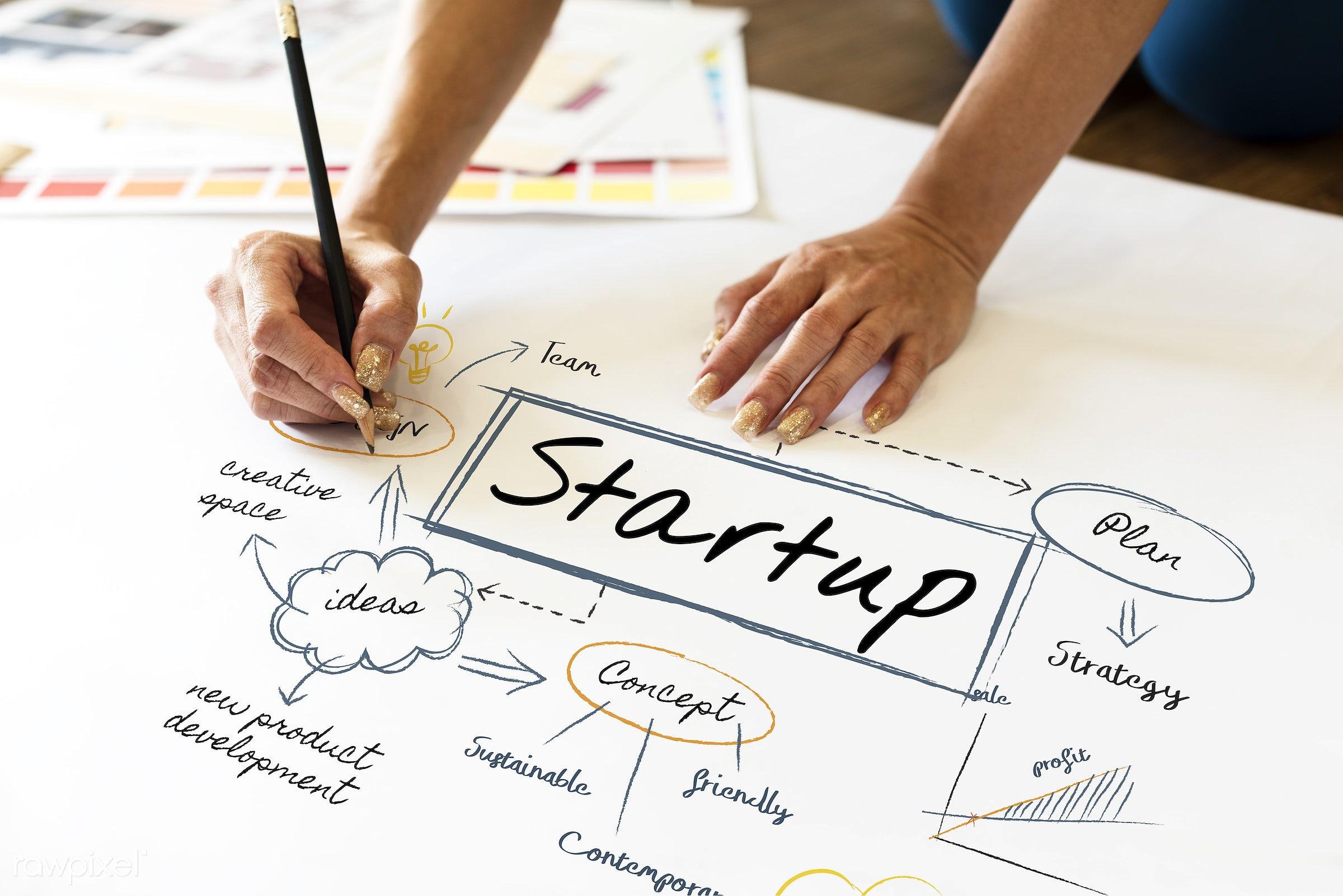 art, business, chart, concept, creation, creative, creativity, design, development, diagram, drawing, graphic, hands, ideas...