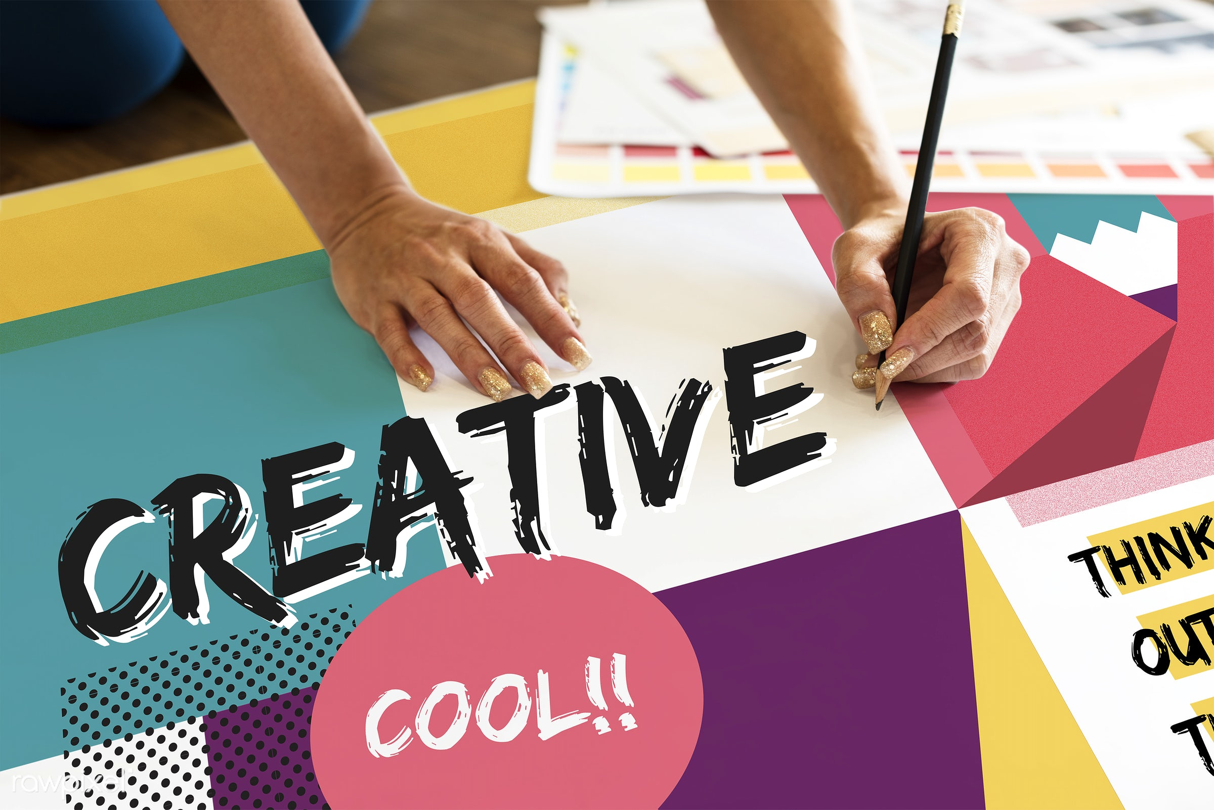 art, creation, creative, creativity, design, drawing, hands, ideas, inspiration, inspire, paper, pencil, people, person,...
