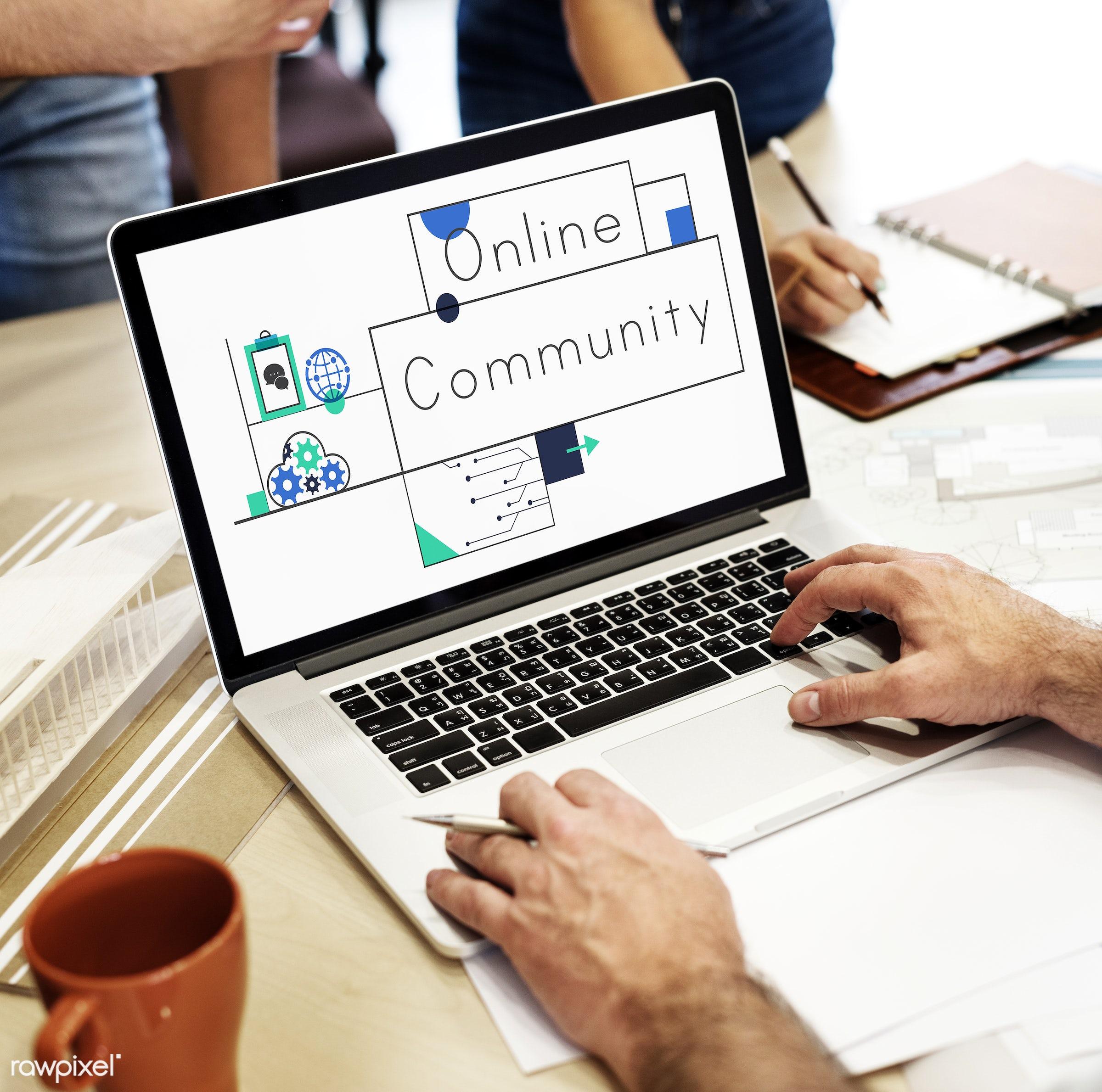 architect, architecture, art, blueprint, chat, cloud, coffee, coffee cup, communicate, communication, community, computer,...