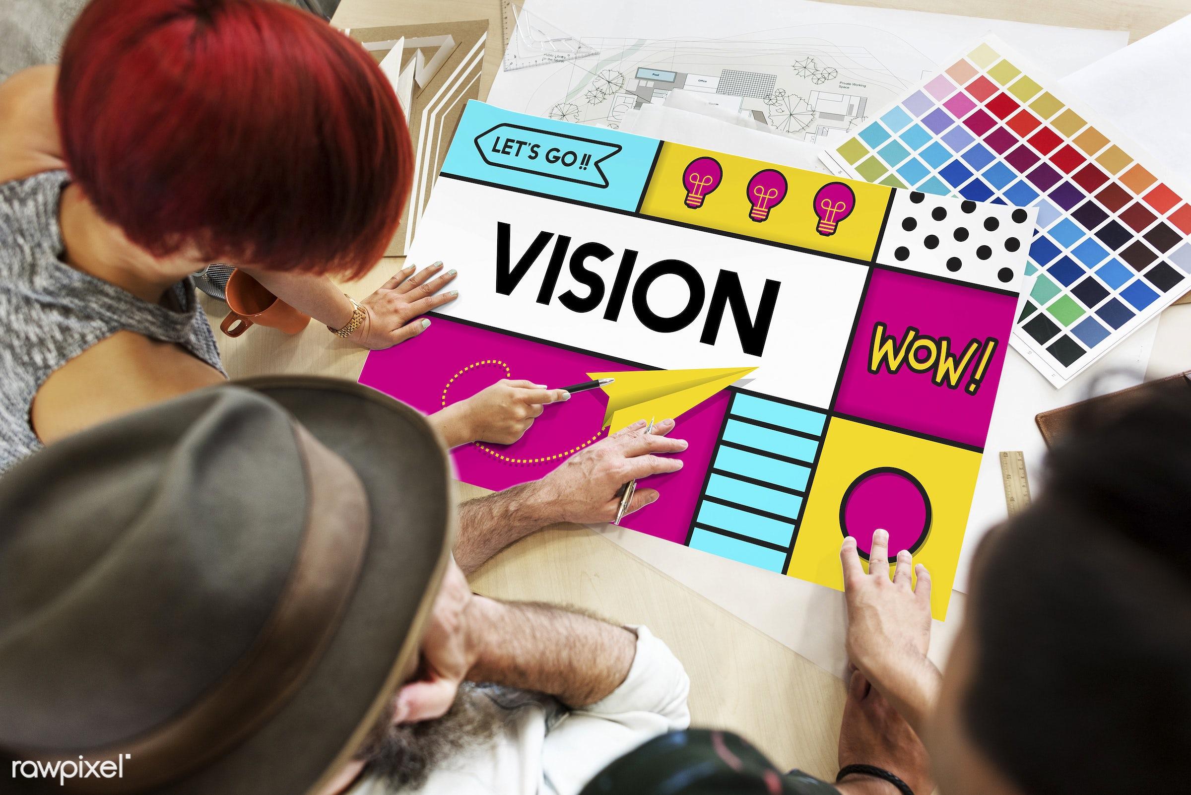 art, be creative, color chart, colors, concept, creativity, design, discussion, female, fresh, hands, ideas, imagination,...