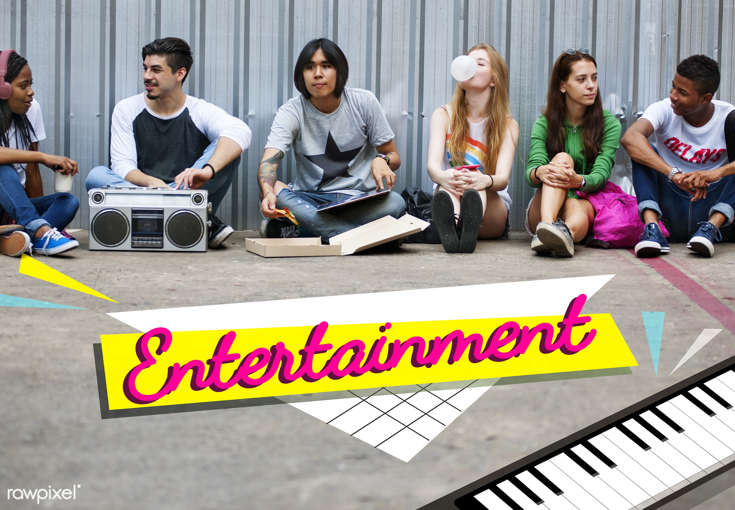 african descent, asian, audio, caucasian, diversity, enjoyment, entertainment, friends, friendship, fun, graphic, group,...