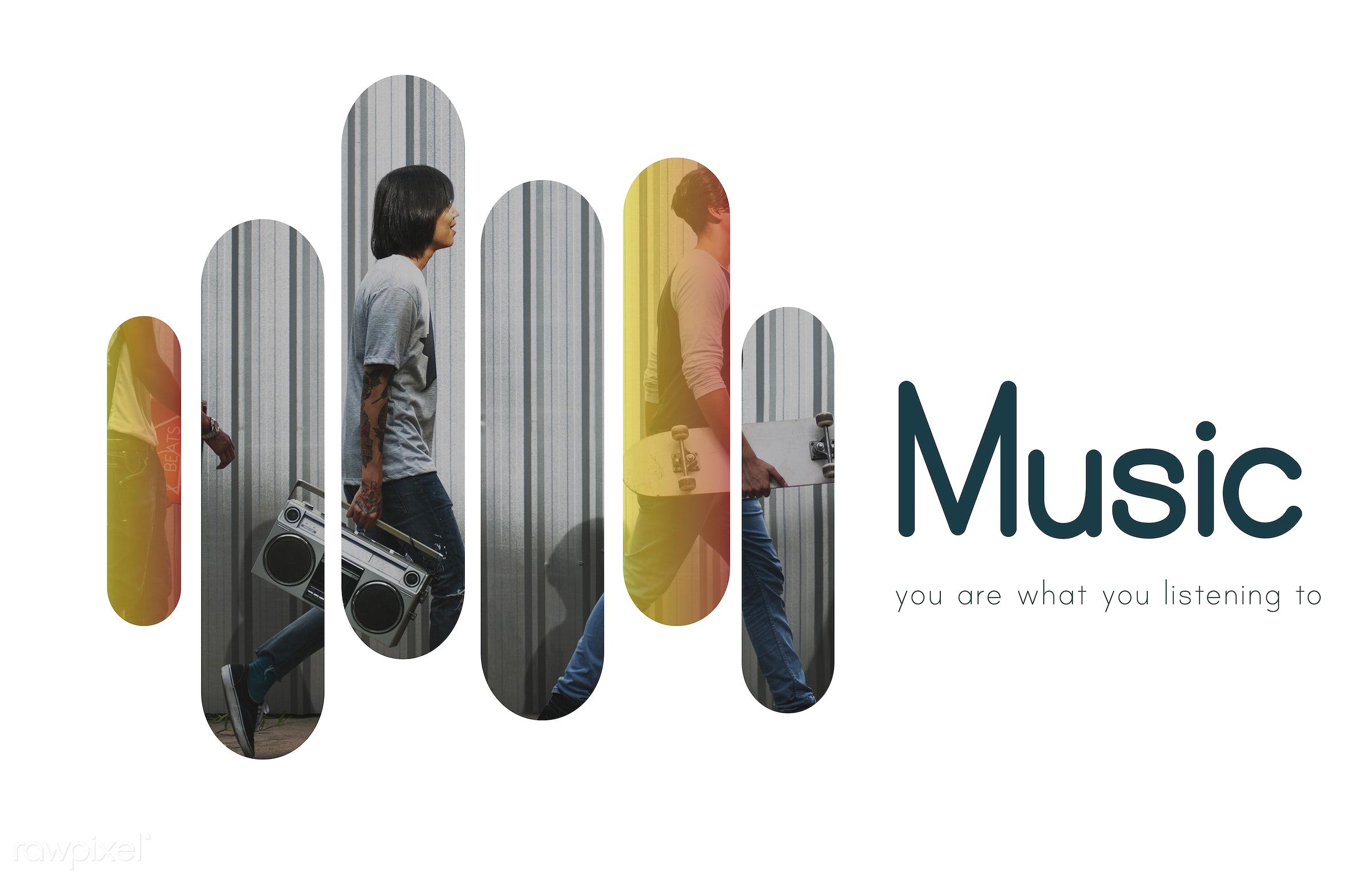 music, radio, african descent, asian, beats, caucasian, design, digital, diversity, enjoyment, entertain, entertainment,...