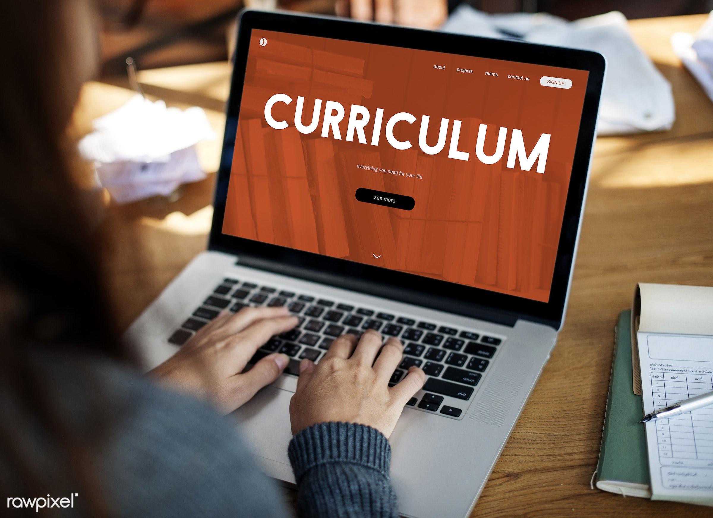 academics, browsing, case, class, course, curriculum, device, digital, digital device, distance, education, hands, institute...