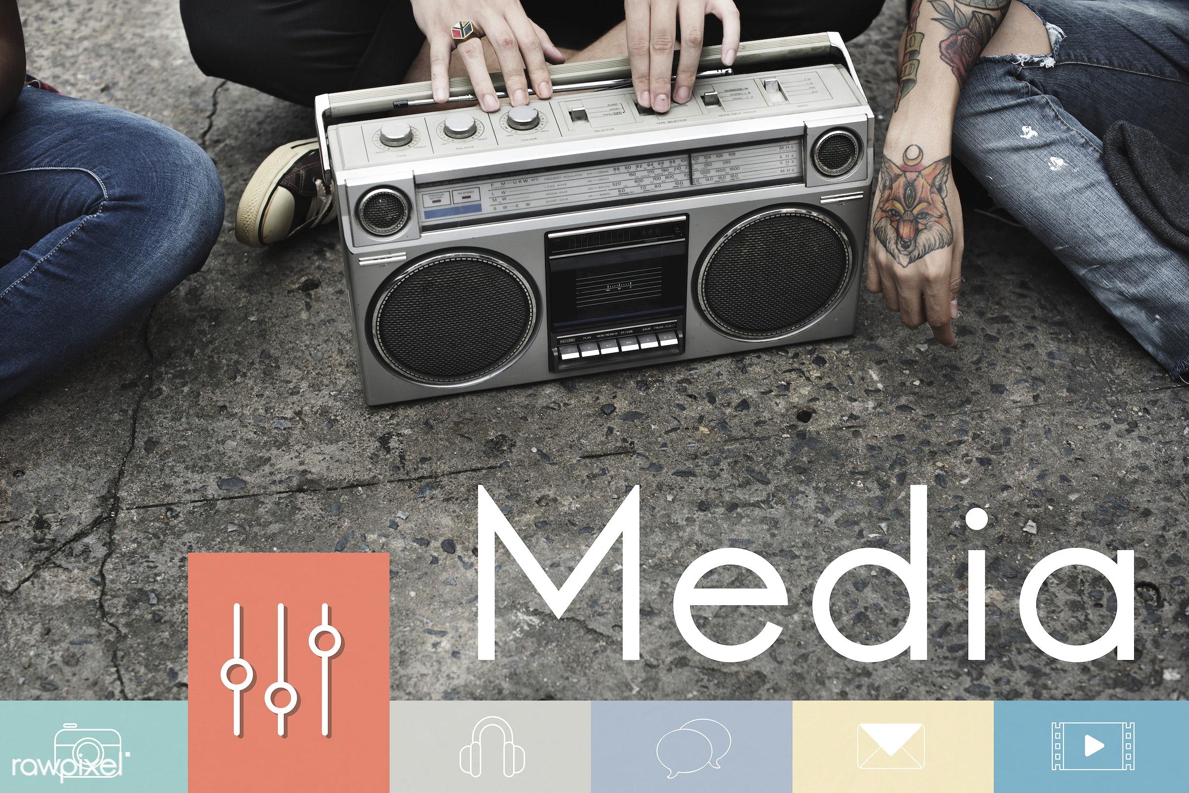 audio, box, button, connection, digital, enjoyment, entertain, entertainment, equalizer, hands, harmony, headphones, headset...