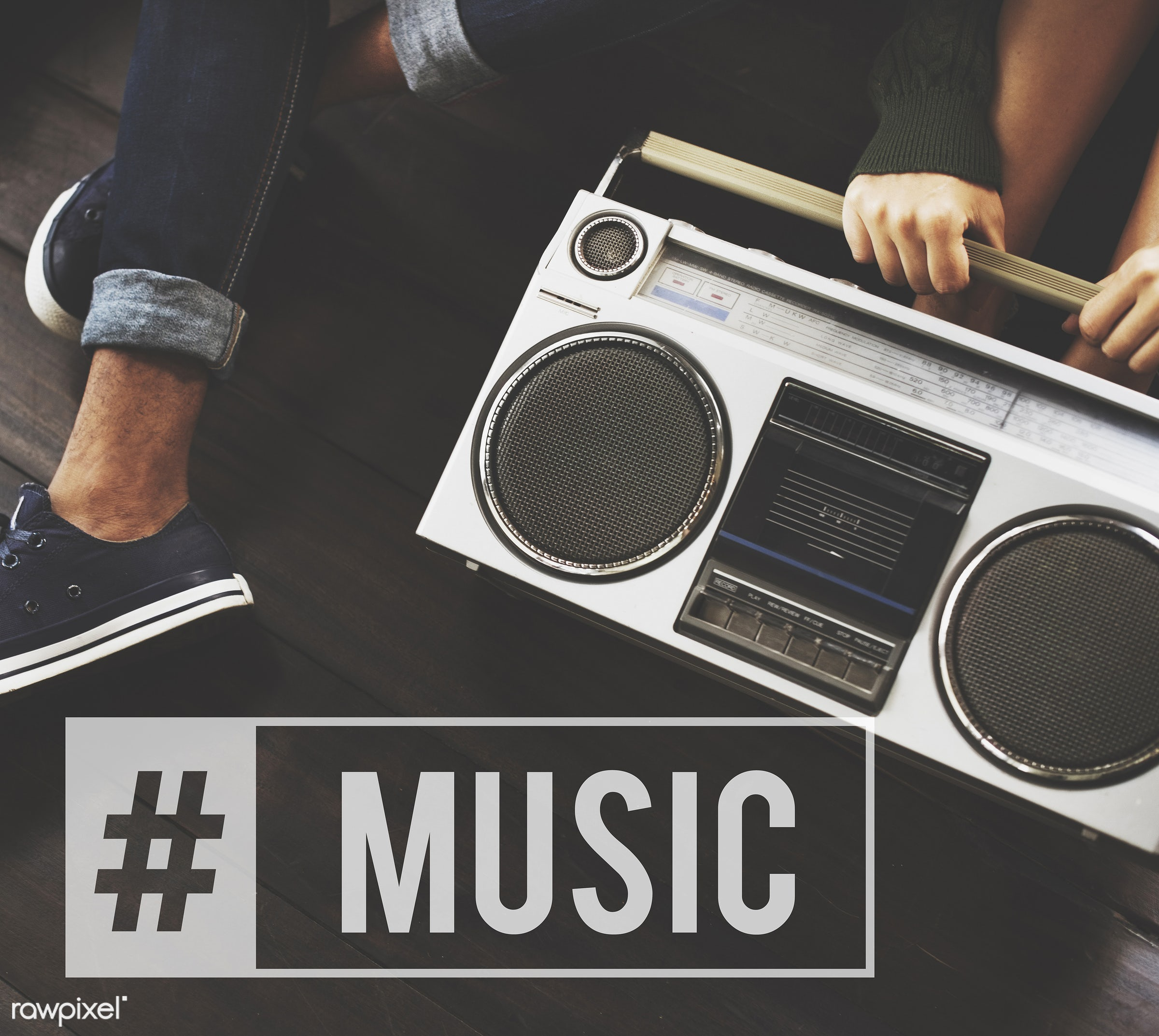 Music is life - affirmative, audio, chilling, determined, emotion, enjoyment, entertain, entertainment, enthusiastic,...