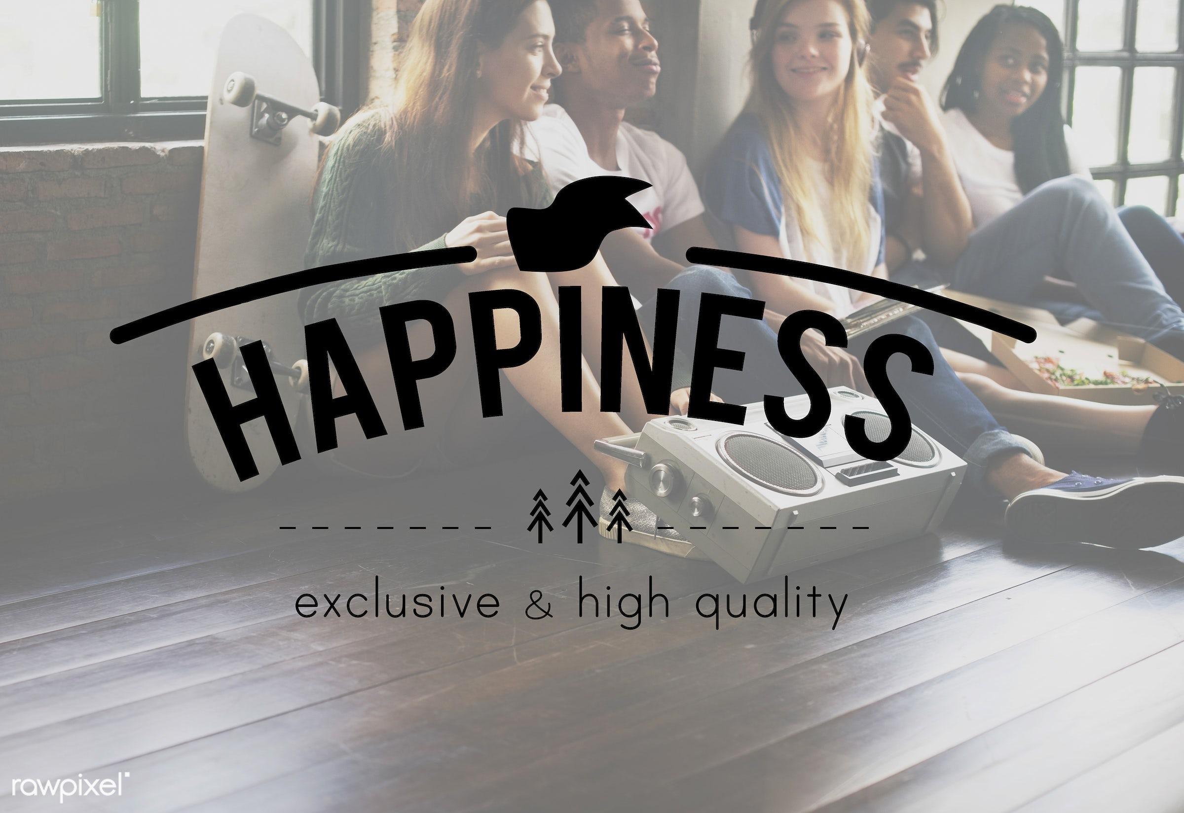 border, badges, decoration, design, elements, enjoy life, entertain, font, friends, friendship, graphic, hangout, happiness...