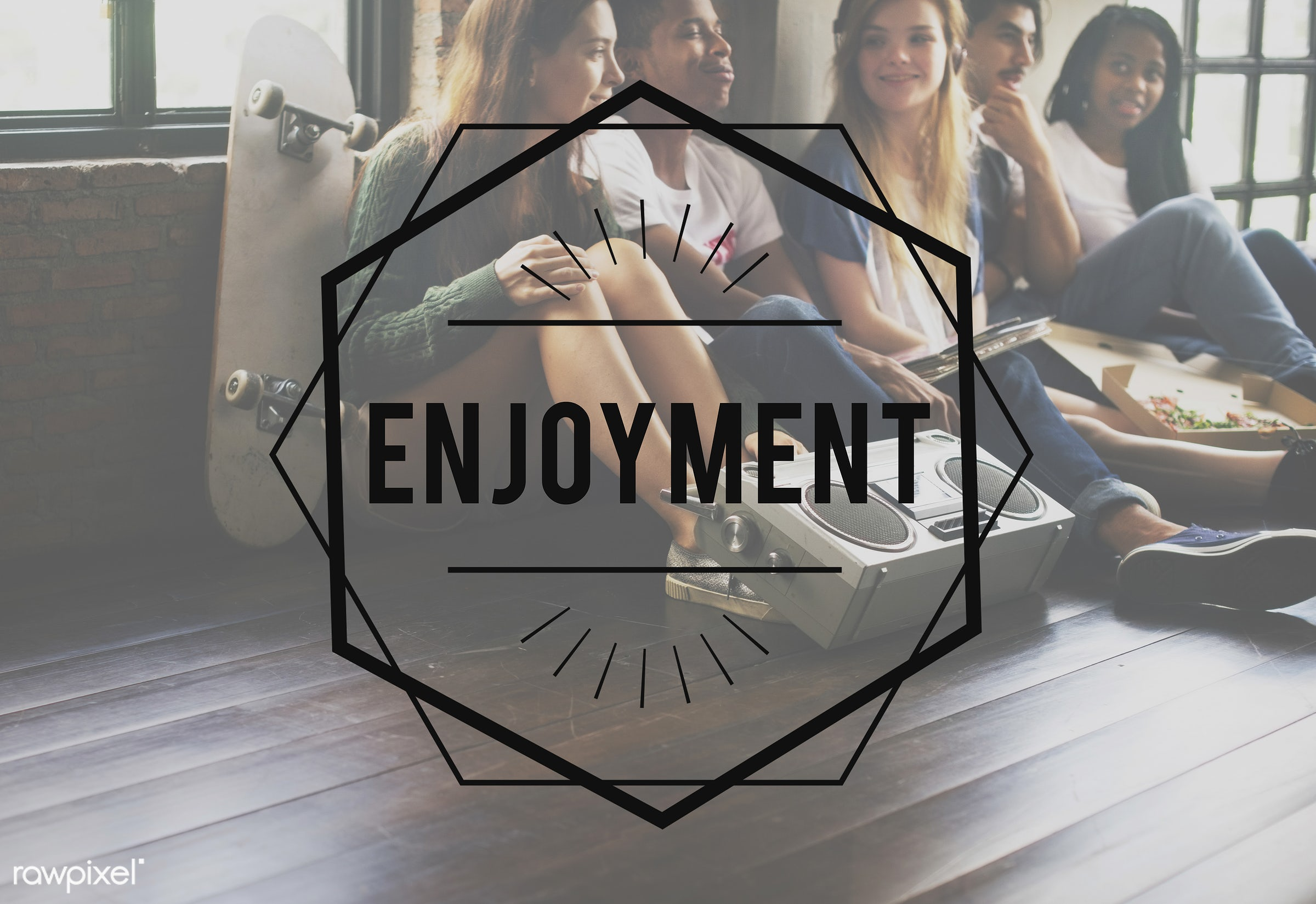 badges, border, decoration, design, elements, enjoy, enjoy life, entertain, font, friends, friendship, graphic, hangout,...