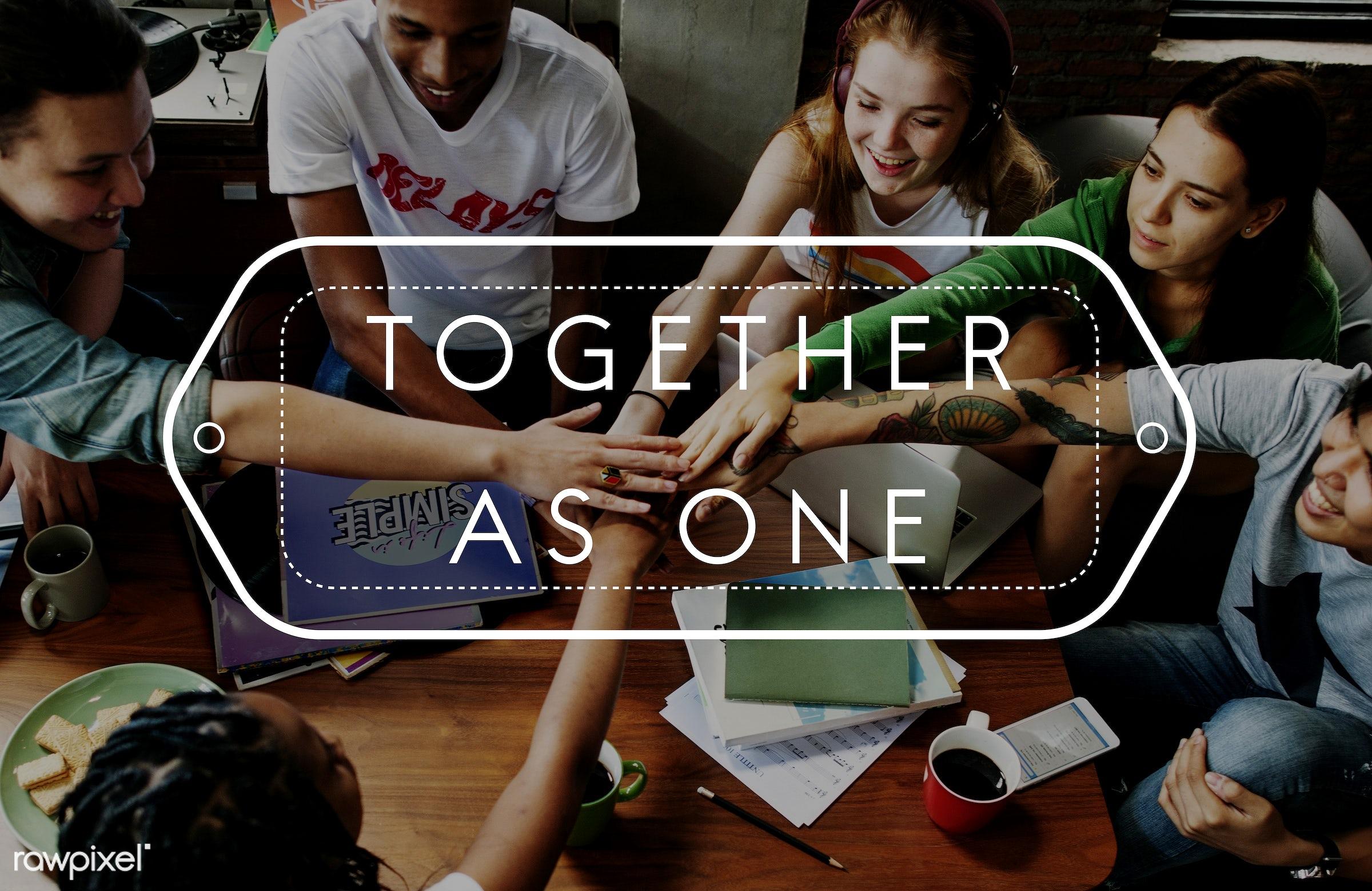 collaboration, partnership, teamwork, african descent, agreement, alliance, asian, association, better together,...