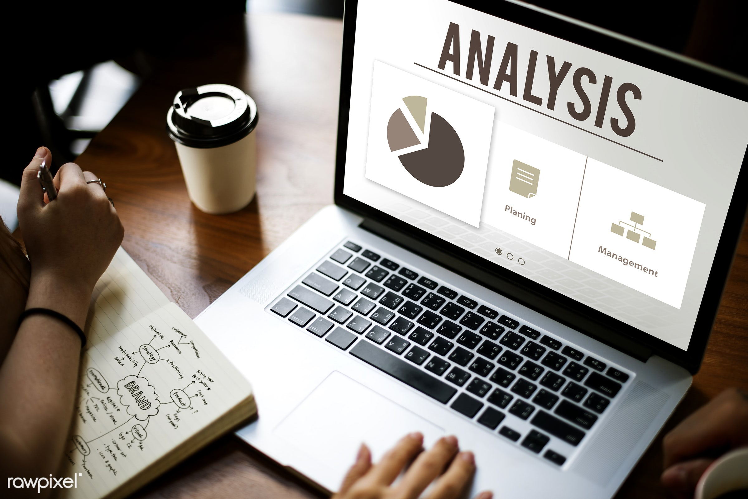 analysis, assets, bank, browsing, business, cash, chart, coffee cup, currency, device, digital, digital device, finance,...