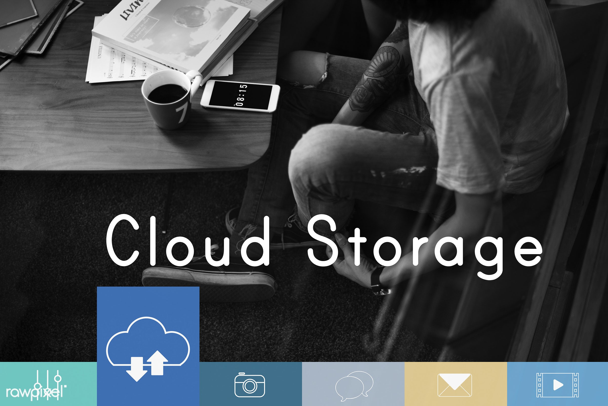 asian, backup, big data, books, cell phone, cloud, coffee, coffee cup, computing, connection, cup, data, data center,...