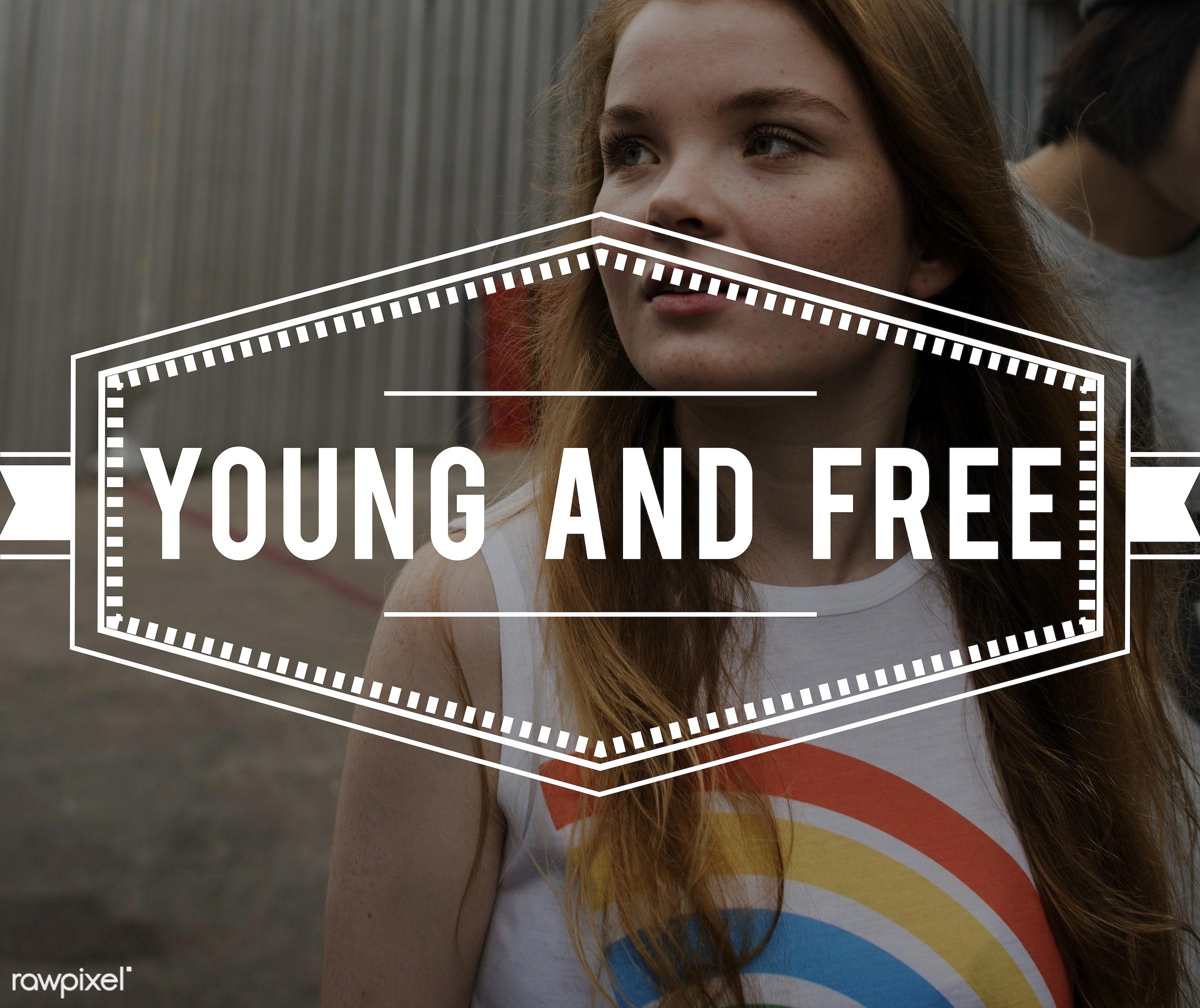 badges, border, brunette, caucasian, decoration, design, elements, enjoyment, font, free, fun, girl, graphic, hangout,...