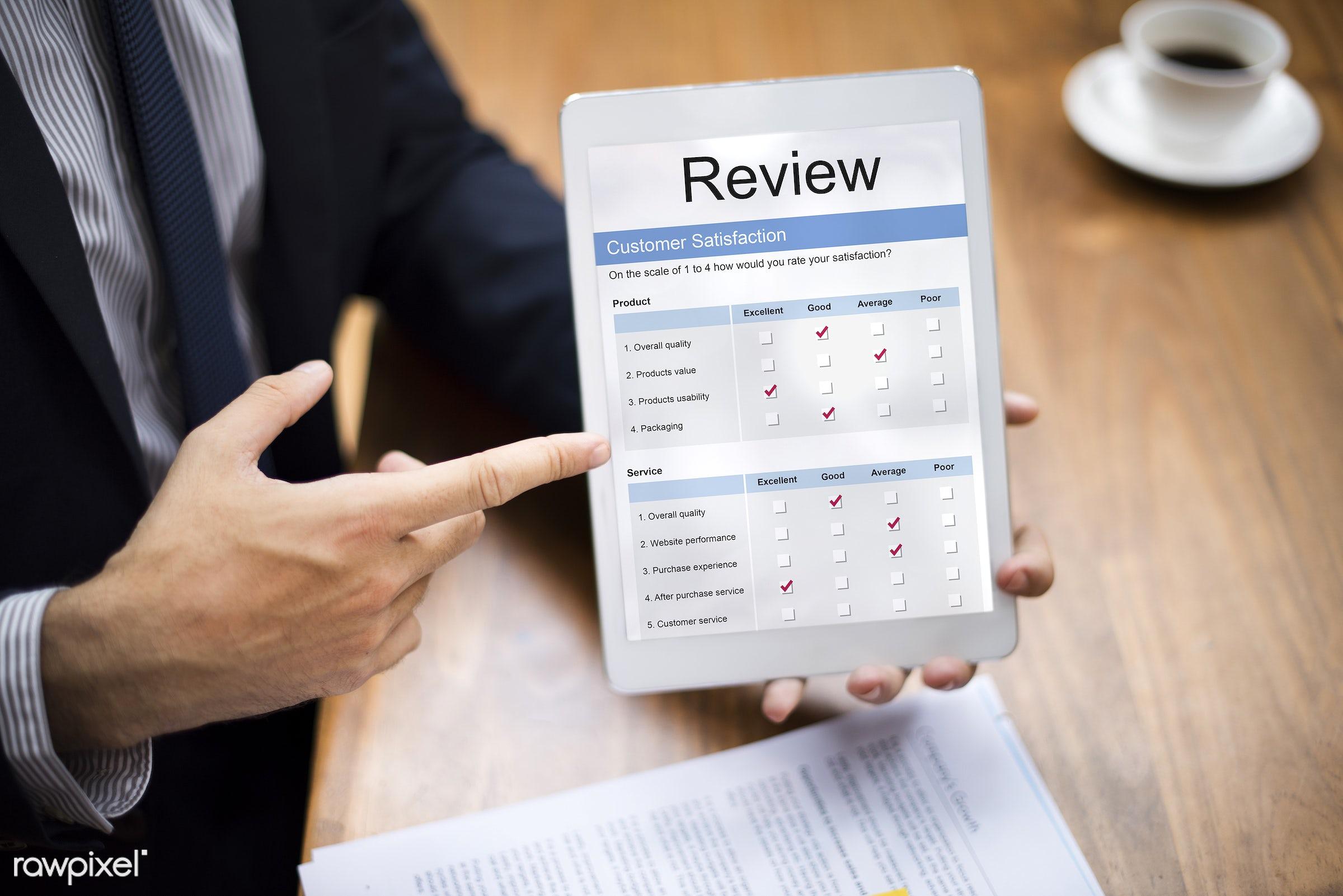 review, feedback, analysis, asian, assessment, business, businessmen, businesswomen, care, comment, customer, customer care...