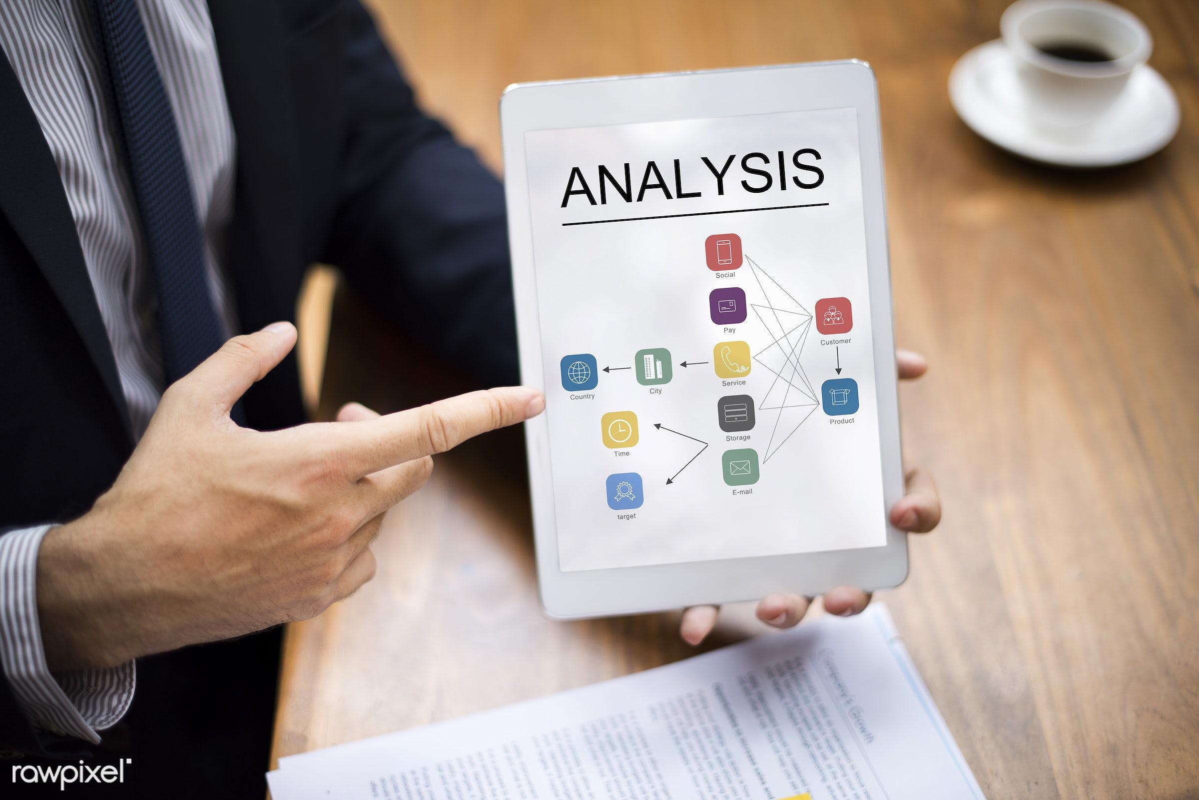 analysis, asian, business, businessmen, businesswomen, chart, communication, company, connection, development, devices,...
